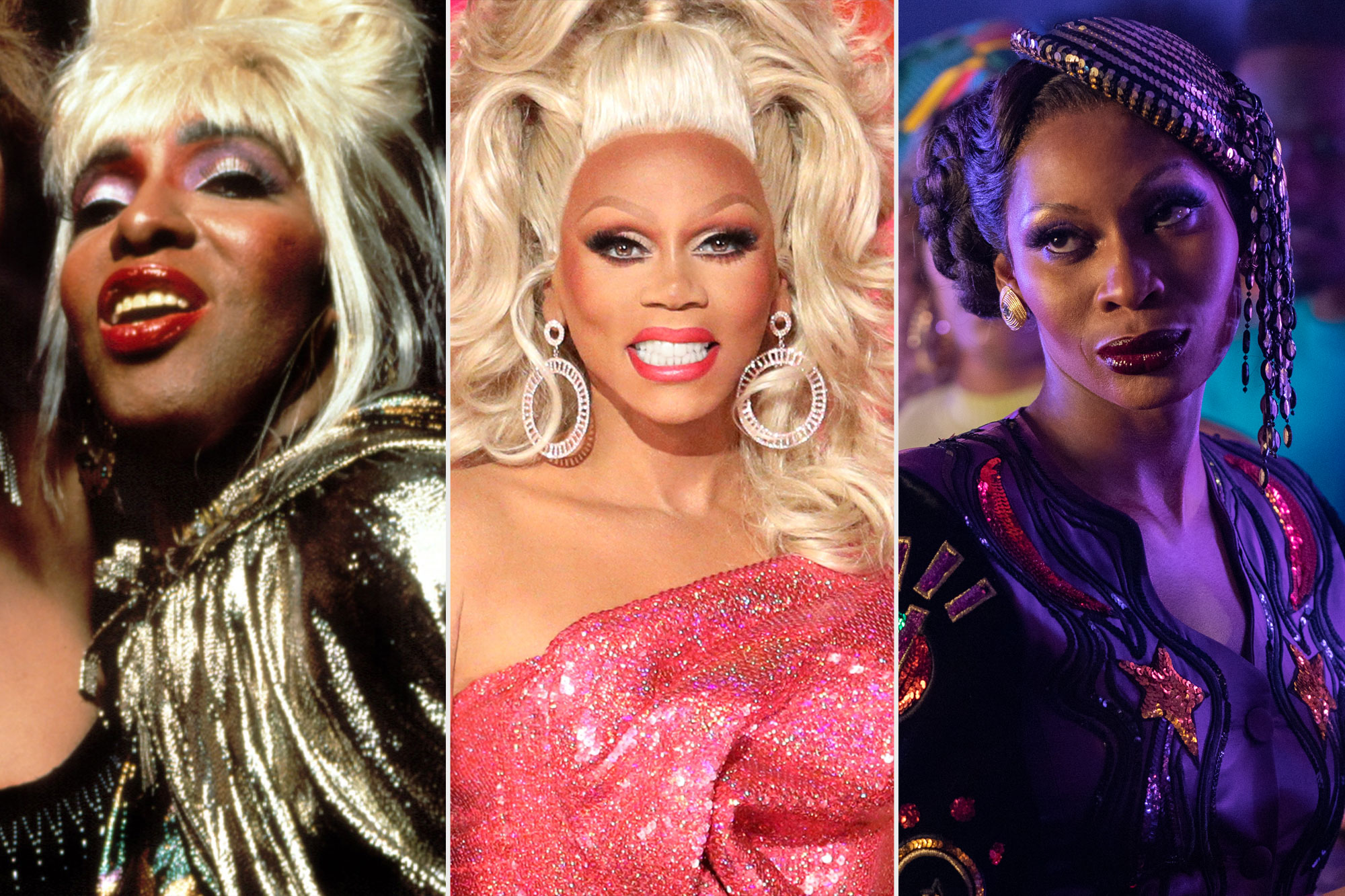 Paris is Burning; RuPaul's Drag Race; Pose
