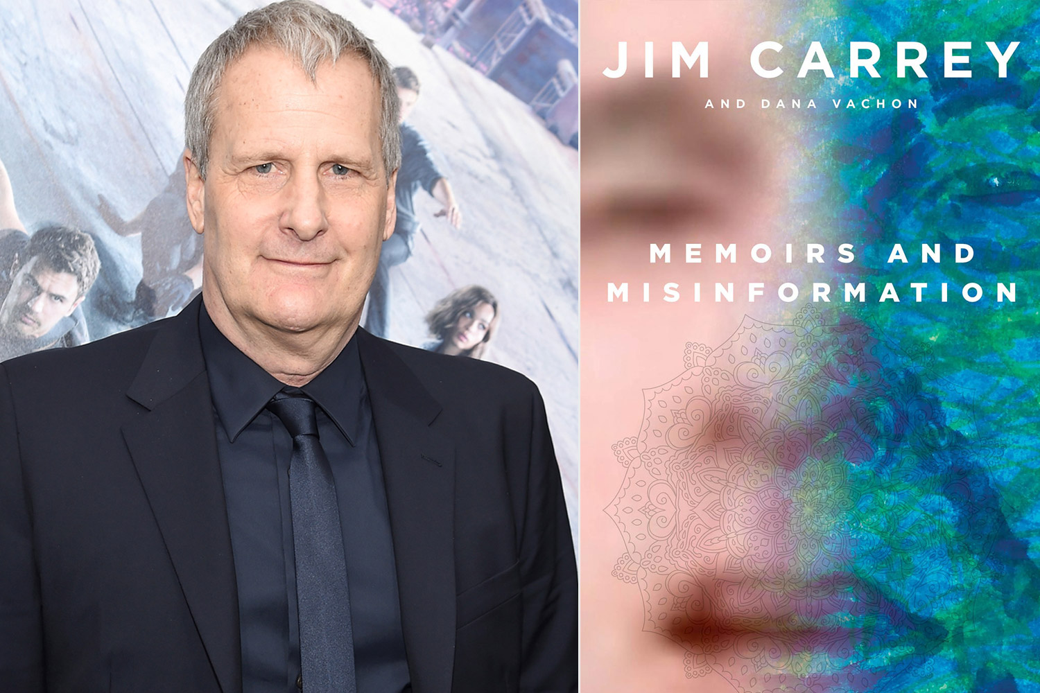 memoirs and missinformation, Jeff daniels