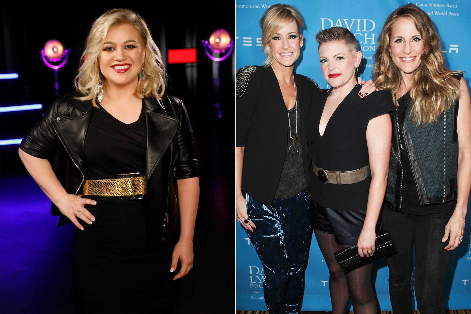 Kelly Clarkson; The Chicks