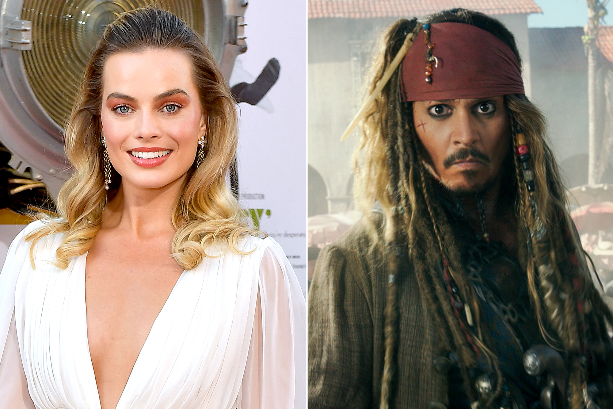 Margot Robbie, PIRATES OF THE CARIBBEAN: DEAD MEN TELL NO TALES