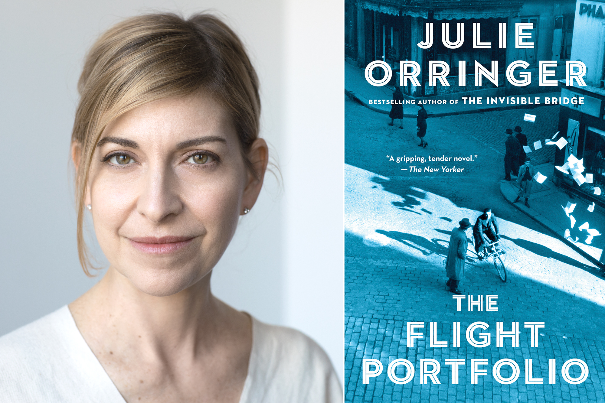 Julie Orringer, The Flight Portfolio