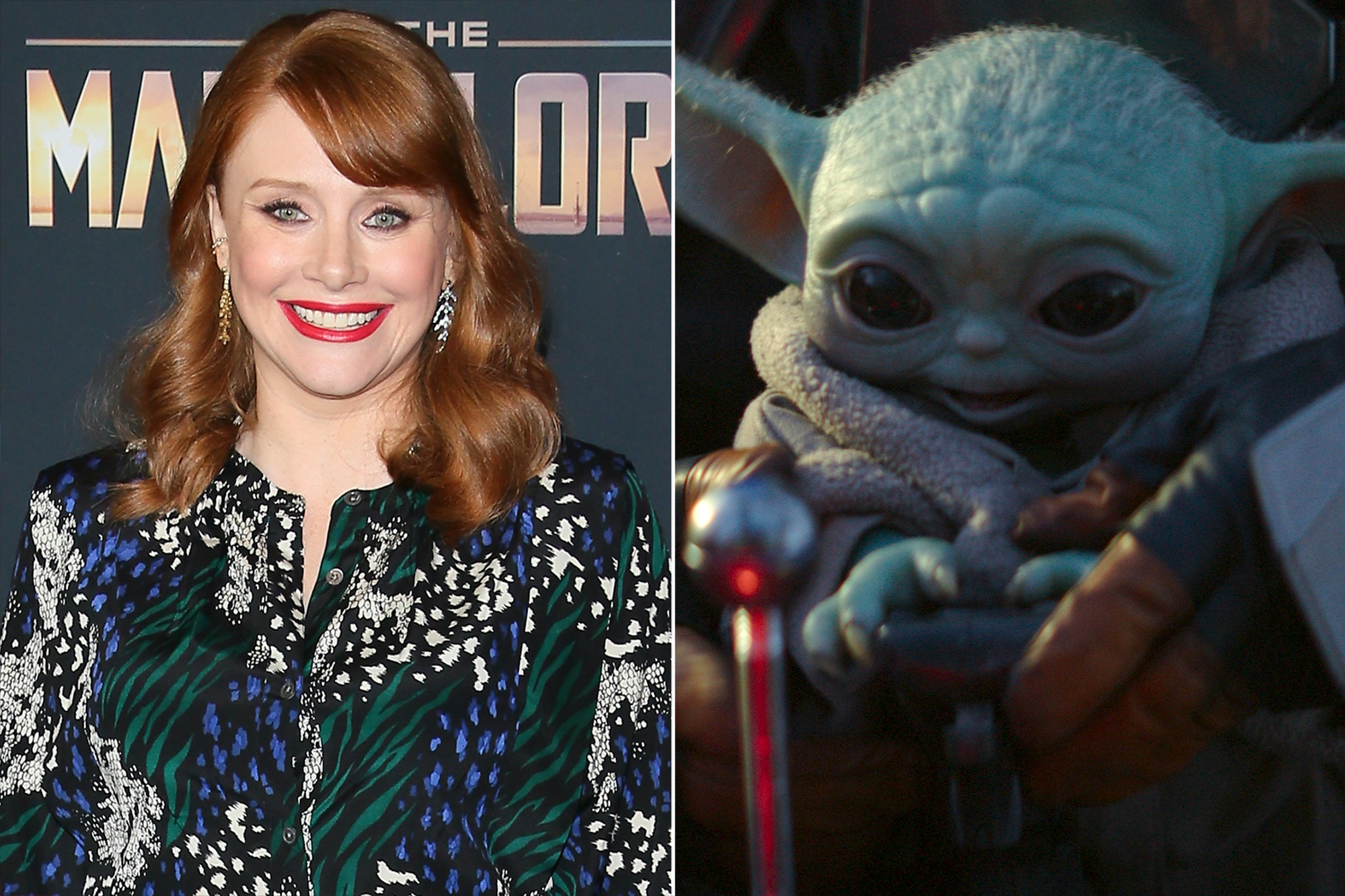 Bryce Dallas Howard, The Mandalorian