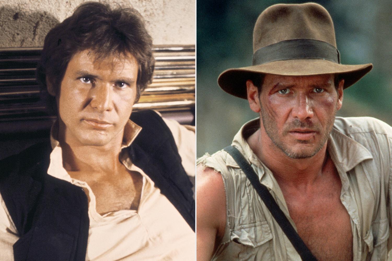 Han Solo, Indiana Jones