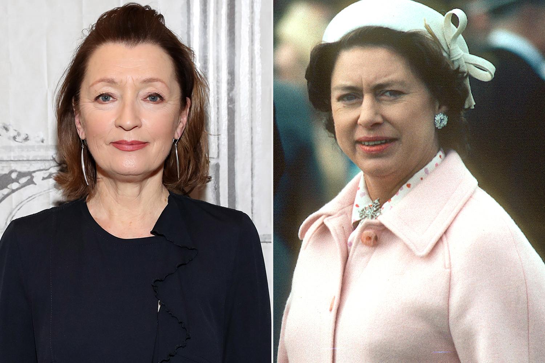 Lesley Manville; Princess Margaret