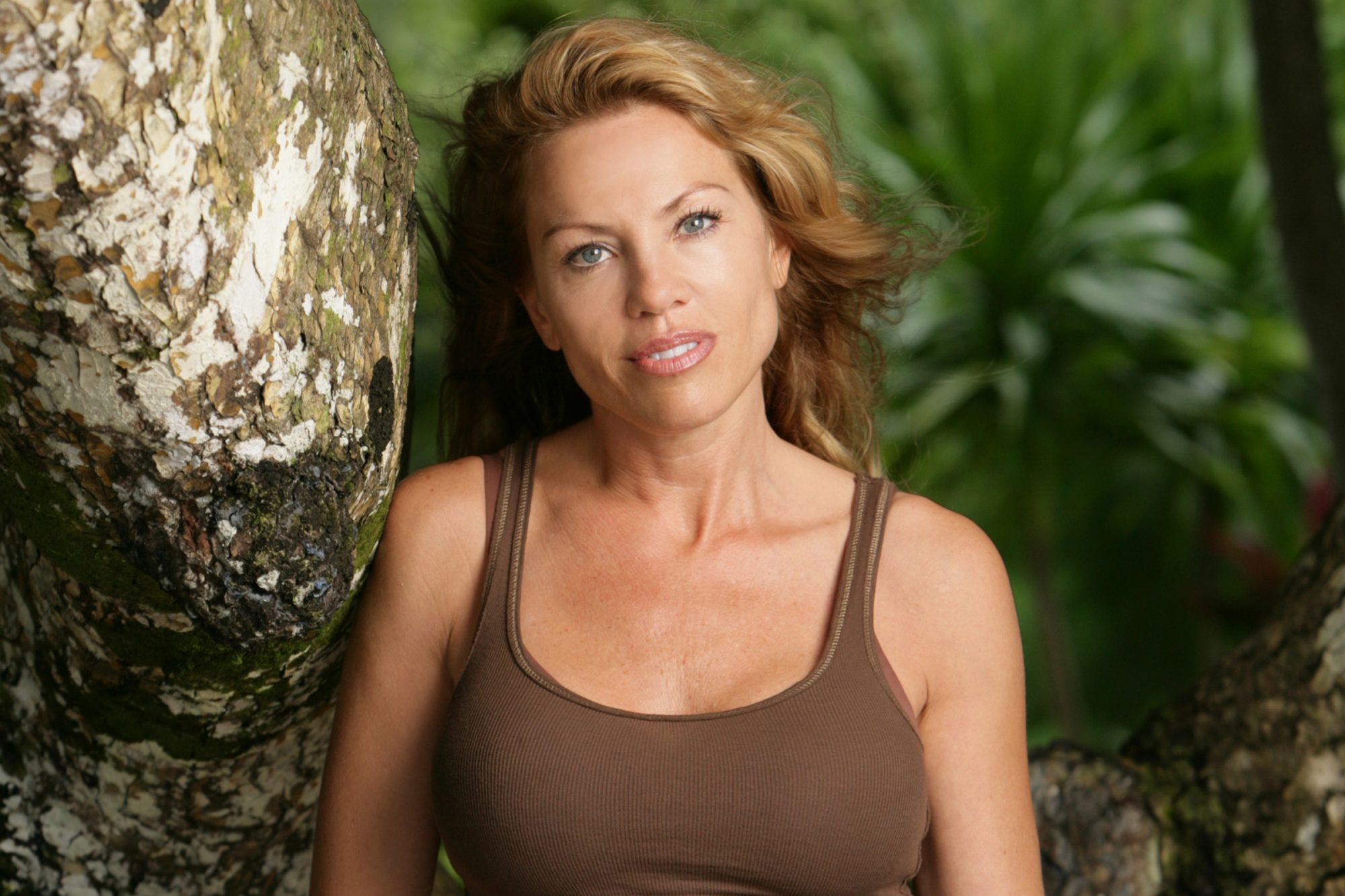 Survivor Tracy Hughes-Wolf