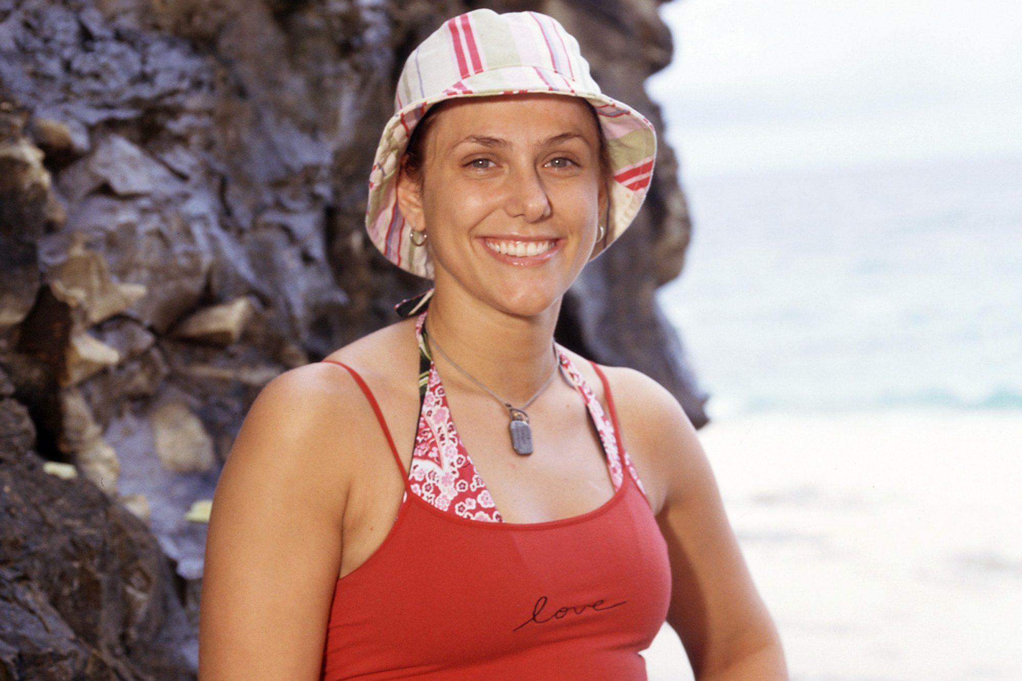 Jenna Lewis (SURVIVOR: BORNEO)