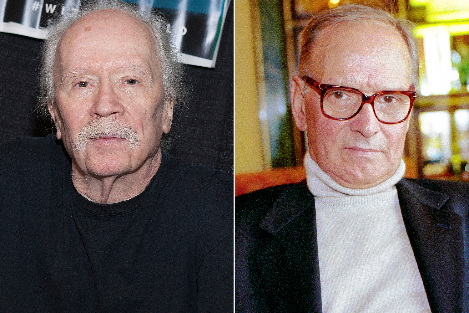 John Carpenter, Ennio Morricone