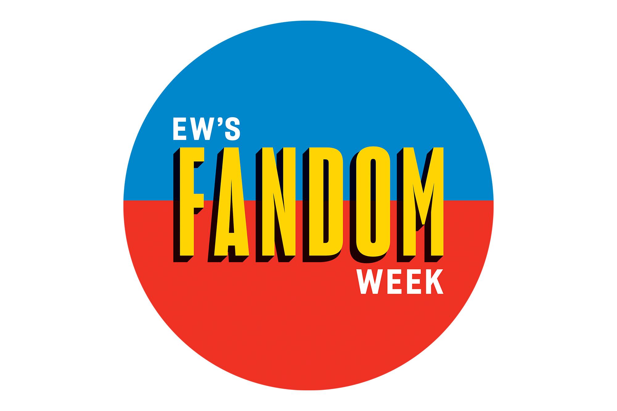 Fandom Week Logo
