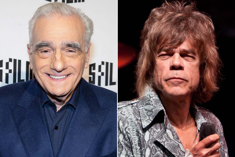 Martin Scorsese, David Johansen