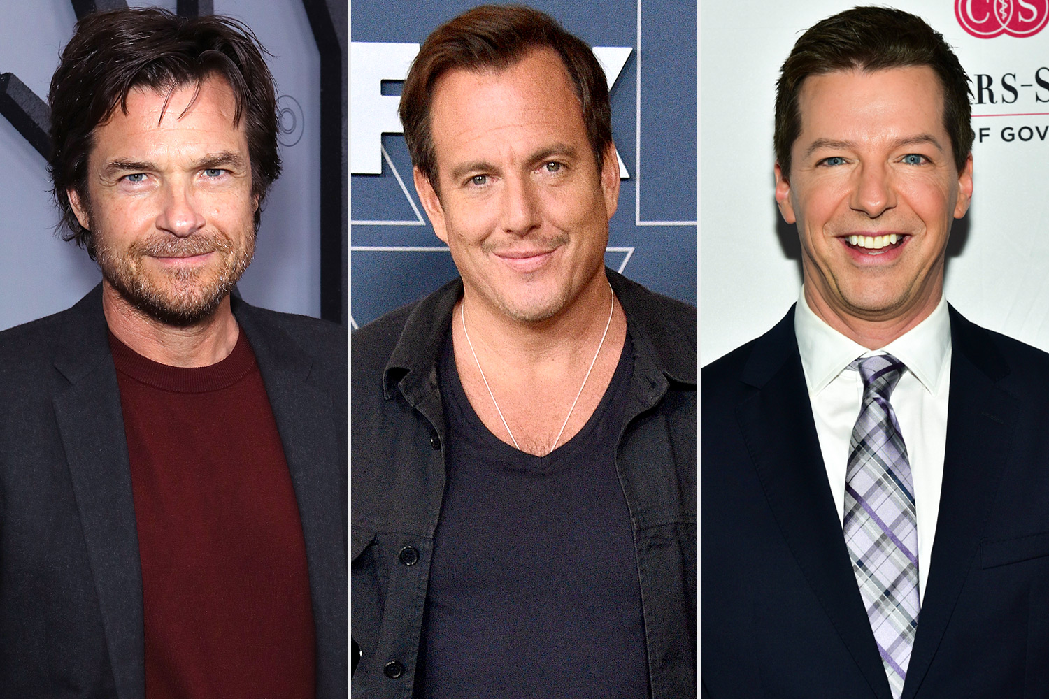 jason bateman, will arnett, sean hayes