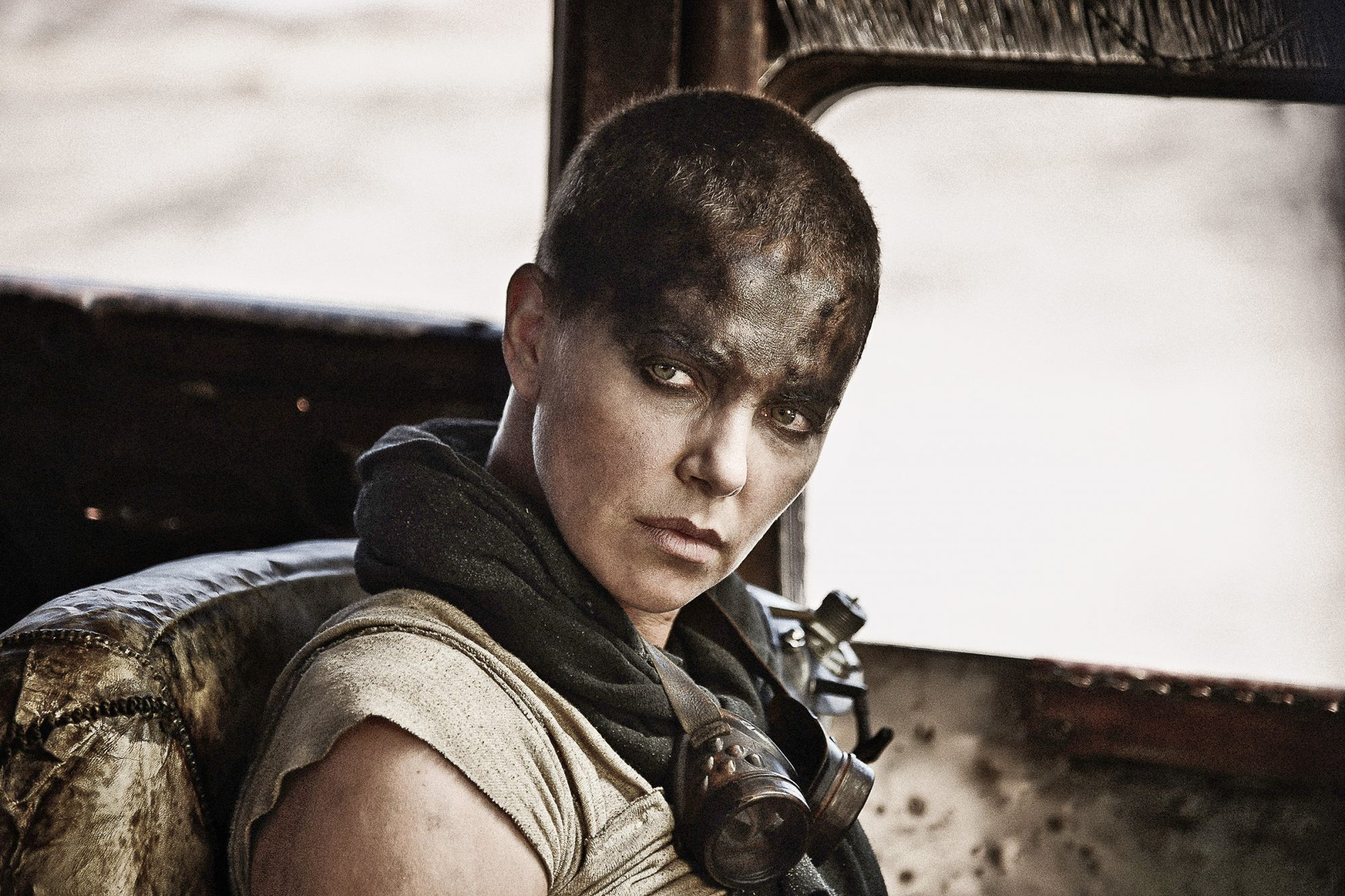 Mad Max: Fury Road (2015) Charlize Theron