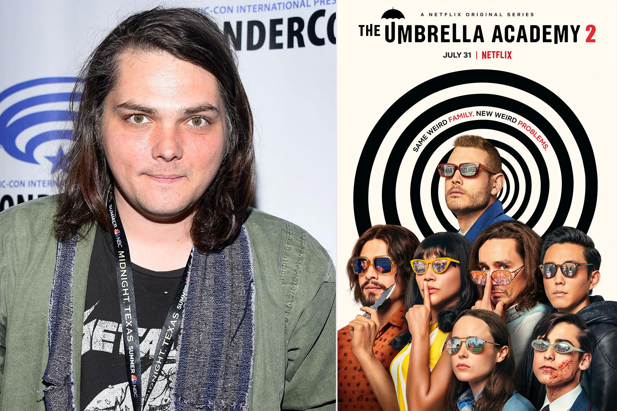 Gerard Way; Umbrella Academy