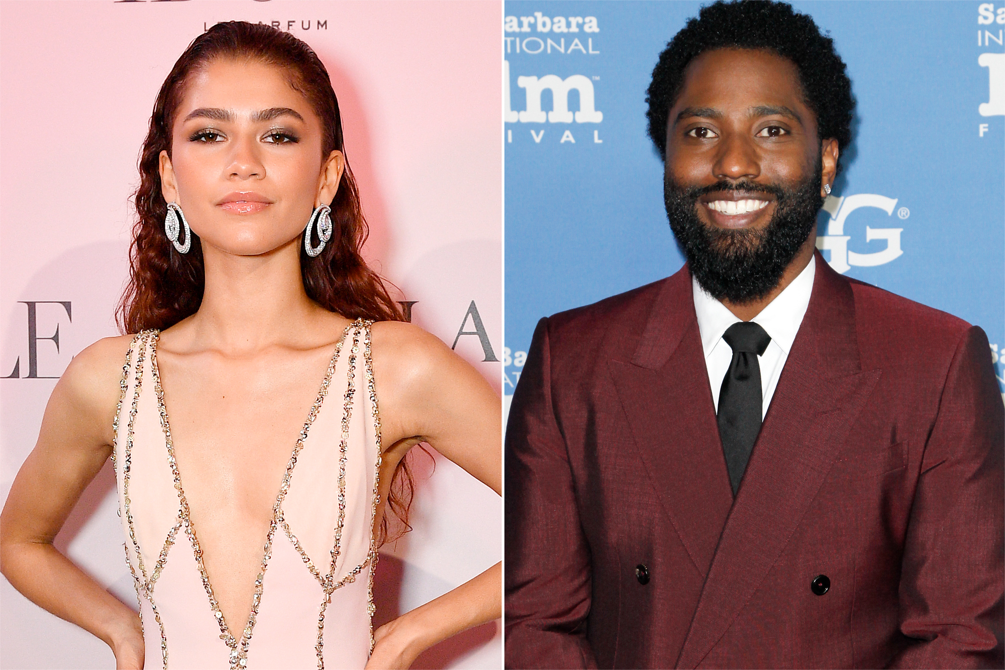 Zendaya, John David Washington