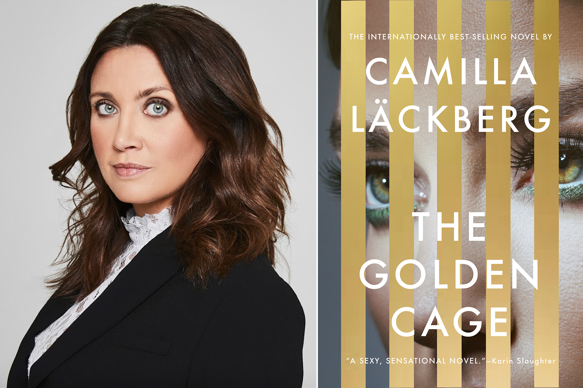 Camilla Lackberg, The Golden Cage