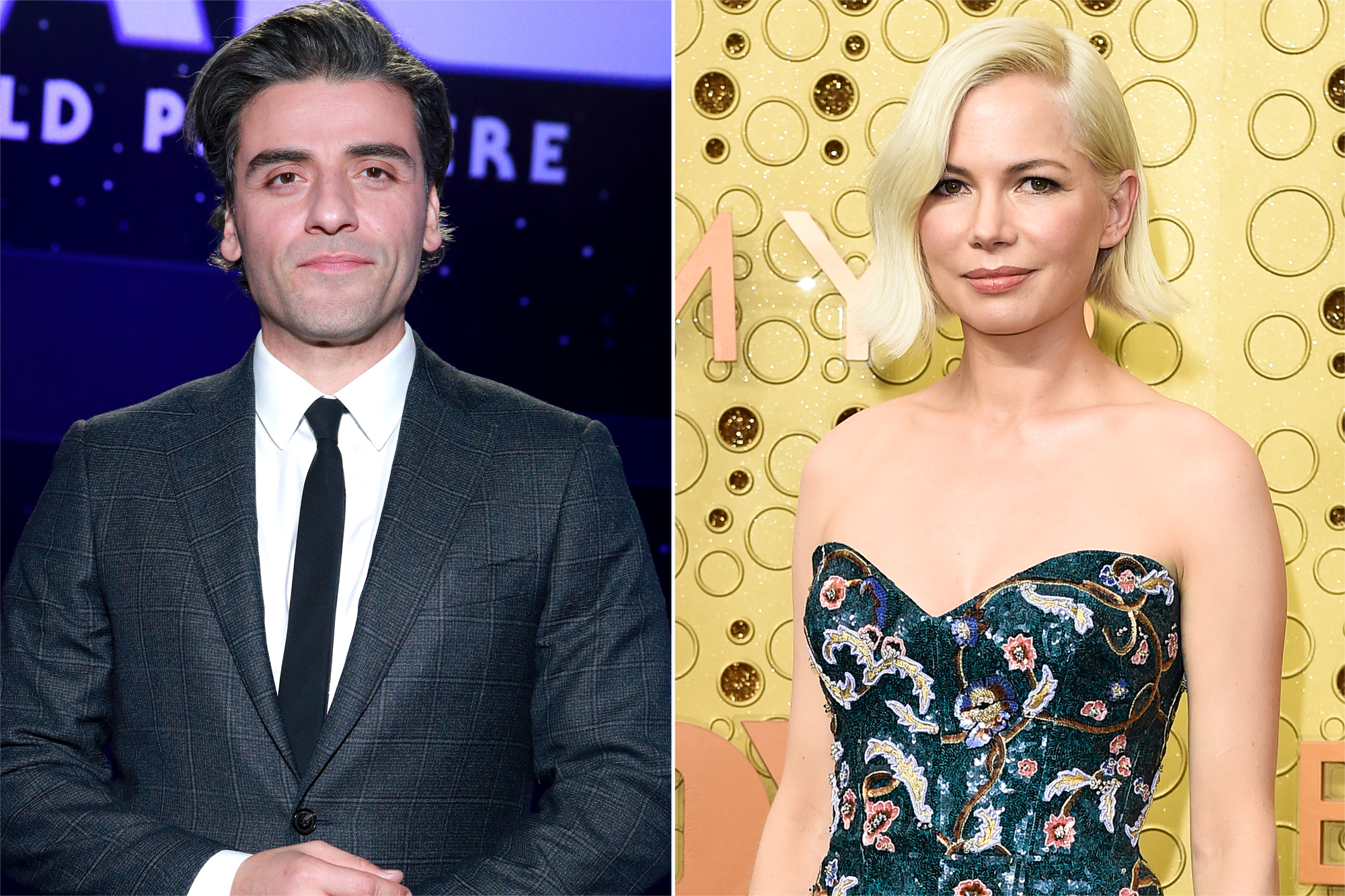 Oscar Isaac, Michelle Williams