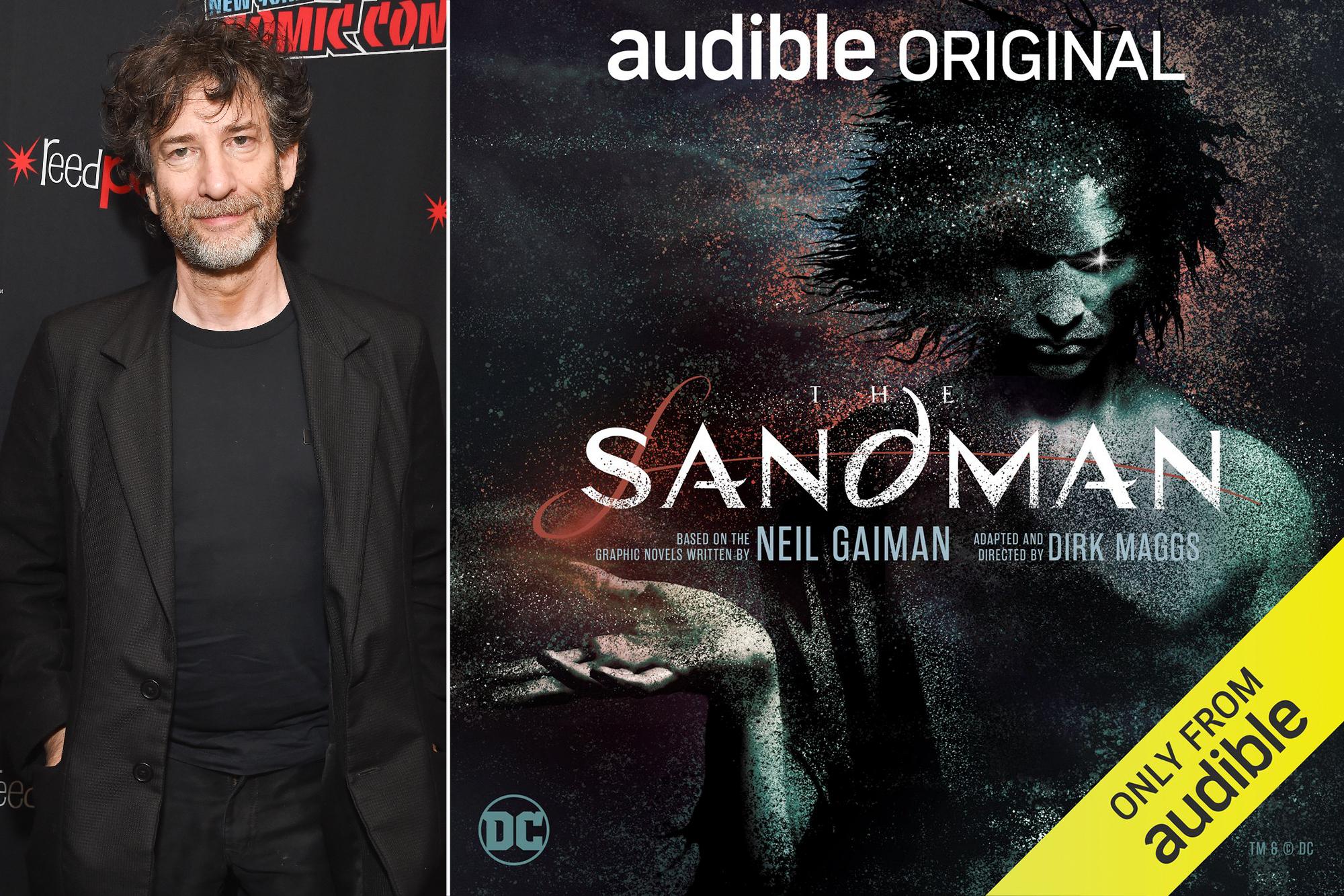 Neil Gaiman, Sandman