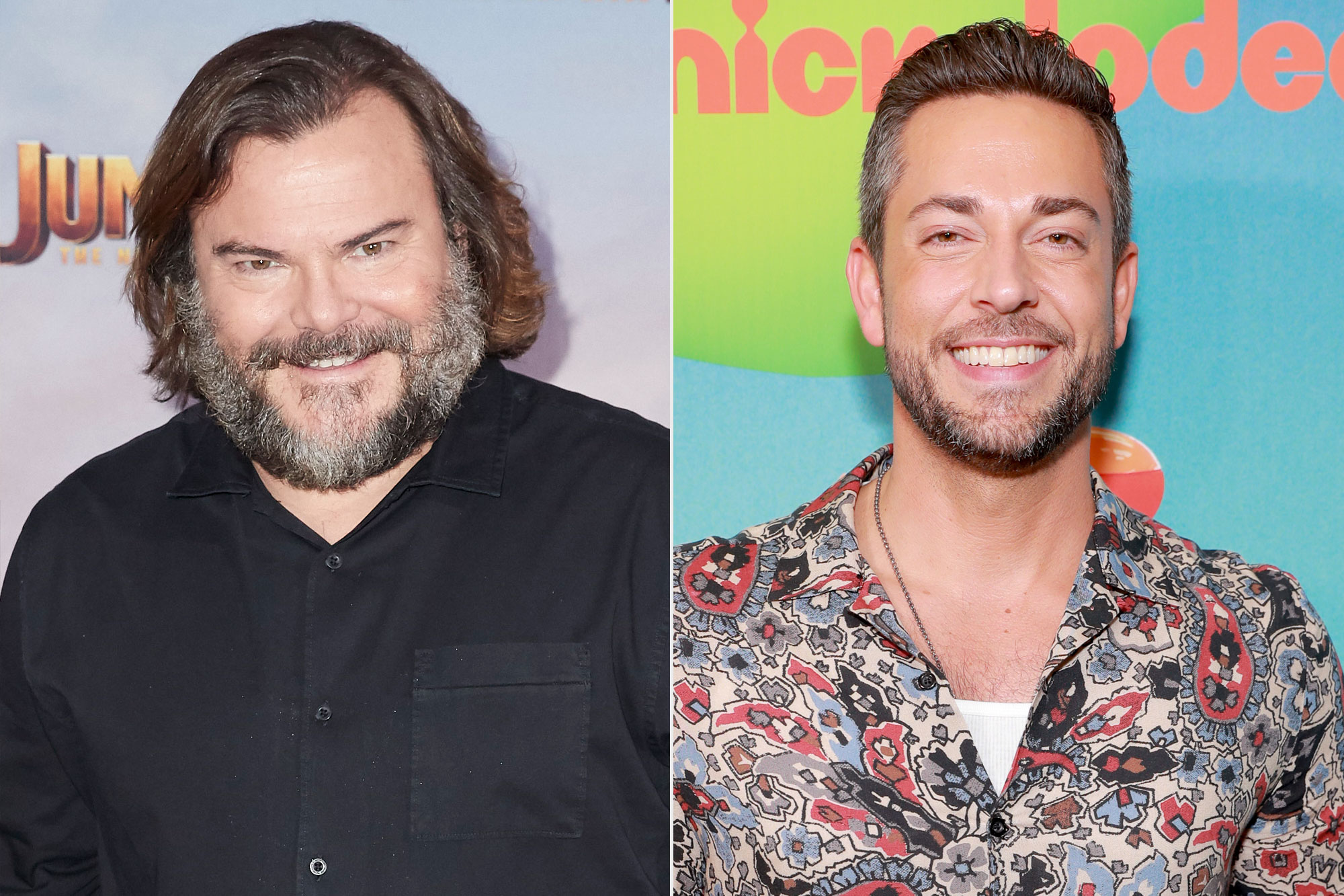 Jack Black, Zachary Levi