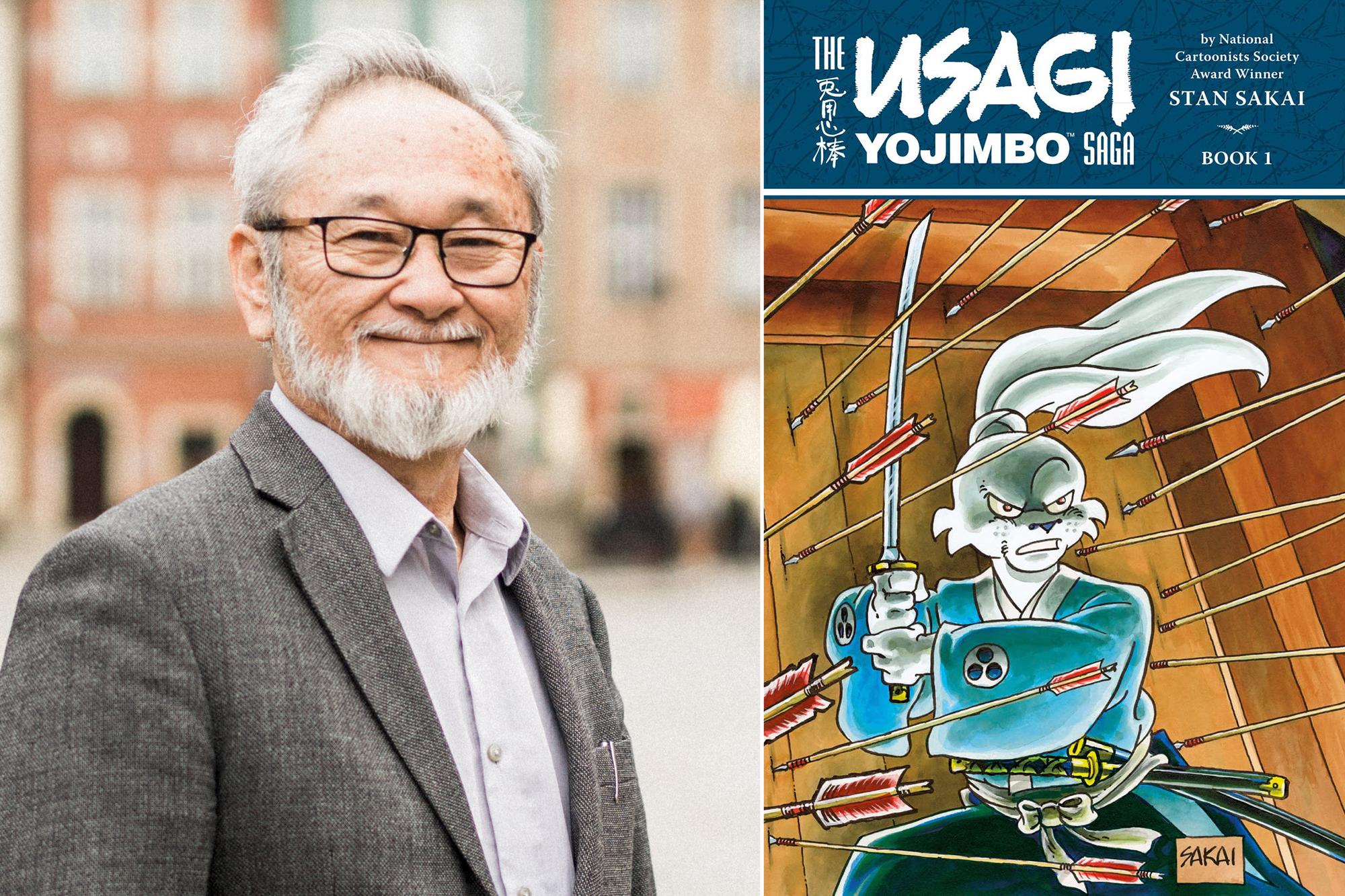 Stan Sakai, Usagi Yojimbo