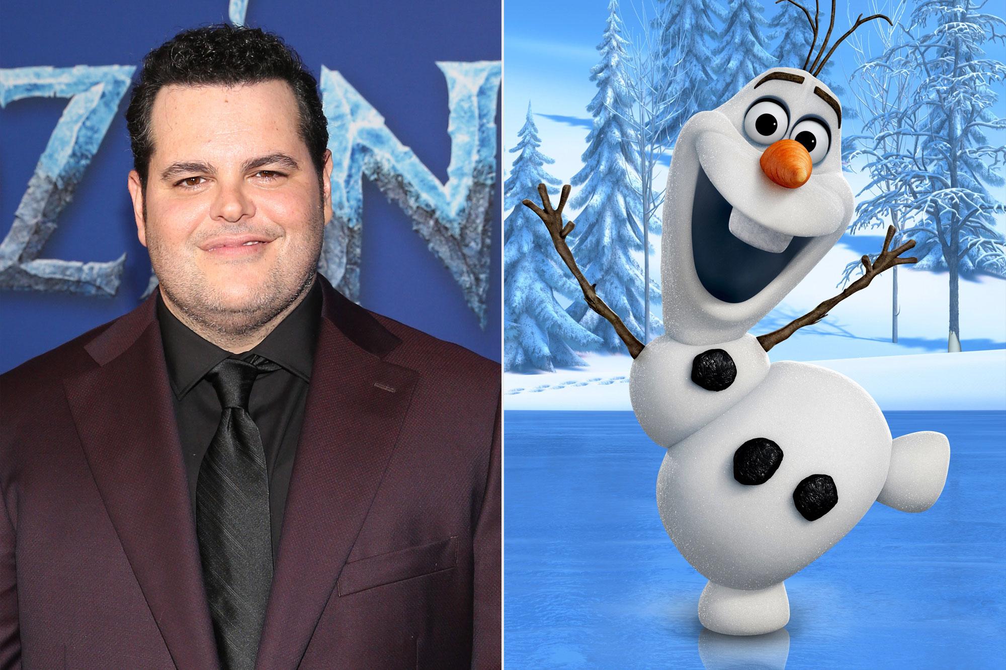 Josh Gad; Olaf