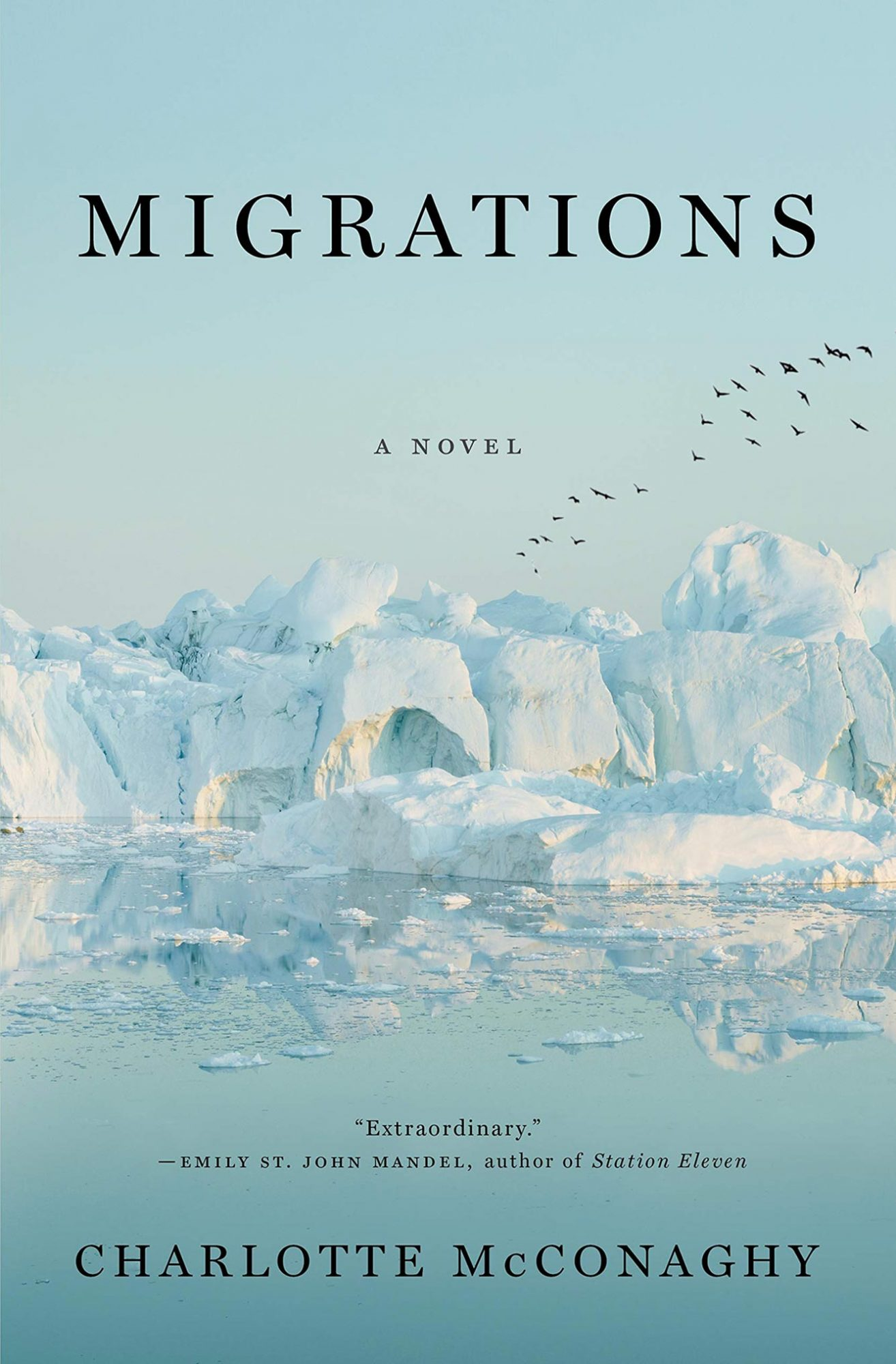 Migrations: A Novel by Charlotte McConaghy