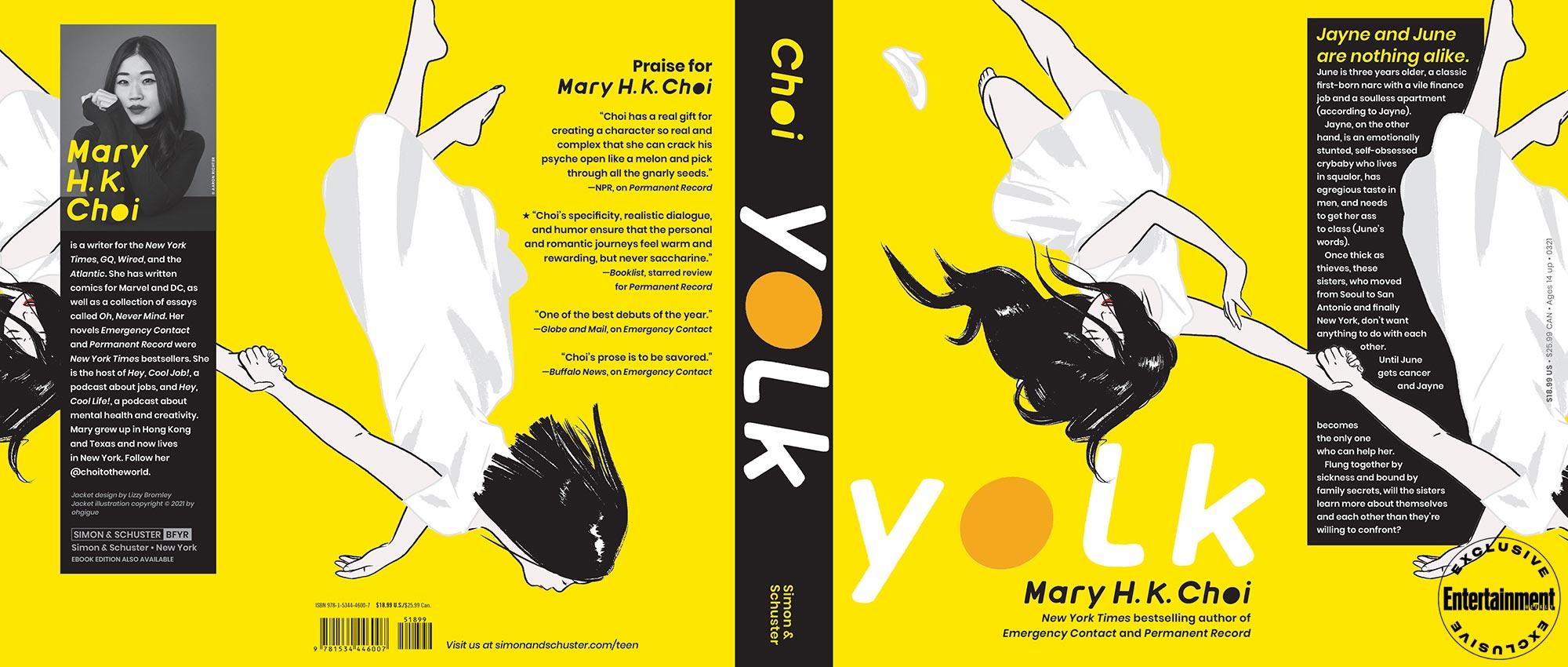 Yolk by Mary H.K. Choi
