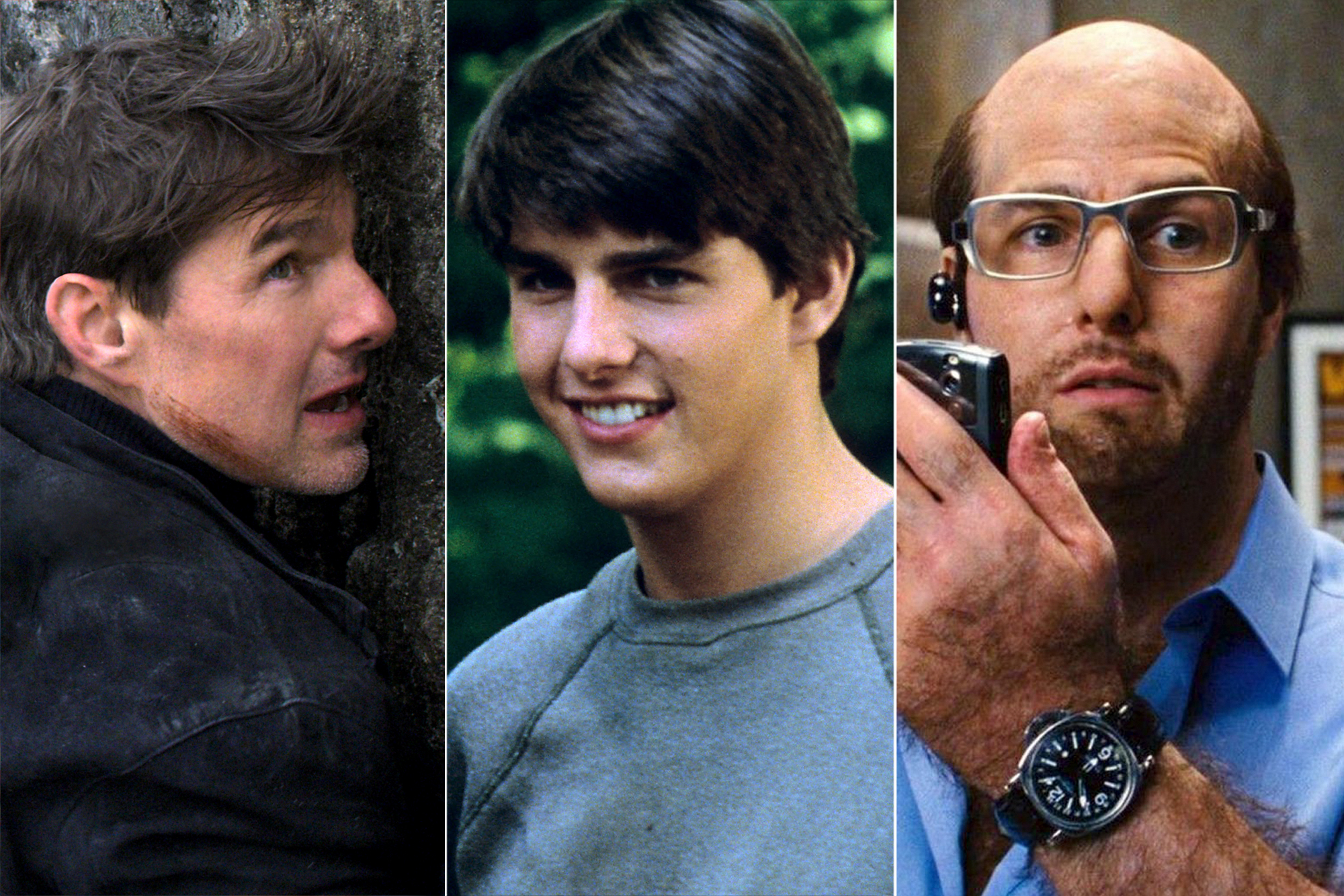 Every Tom Cruise film performance, ranked
