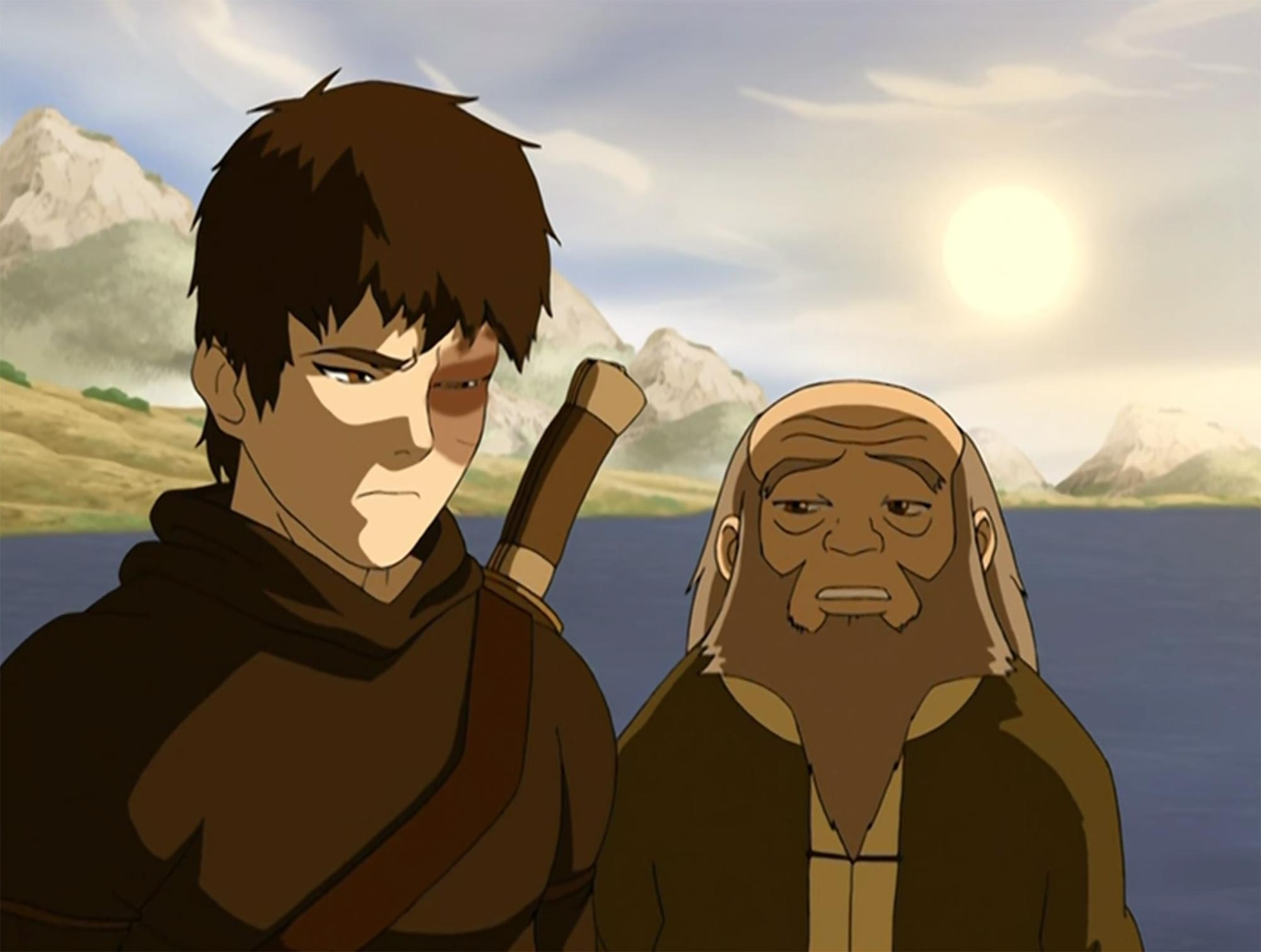 Avatar: The Last Airbender Lake Laogai