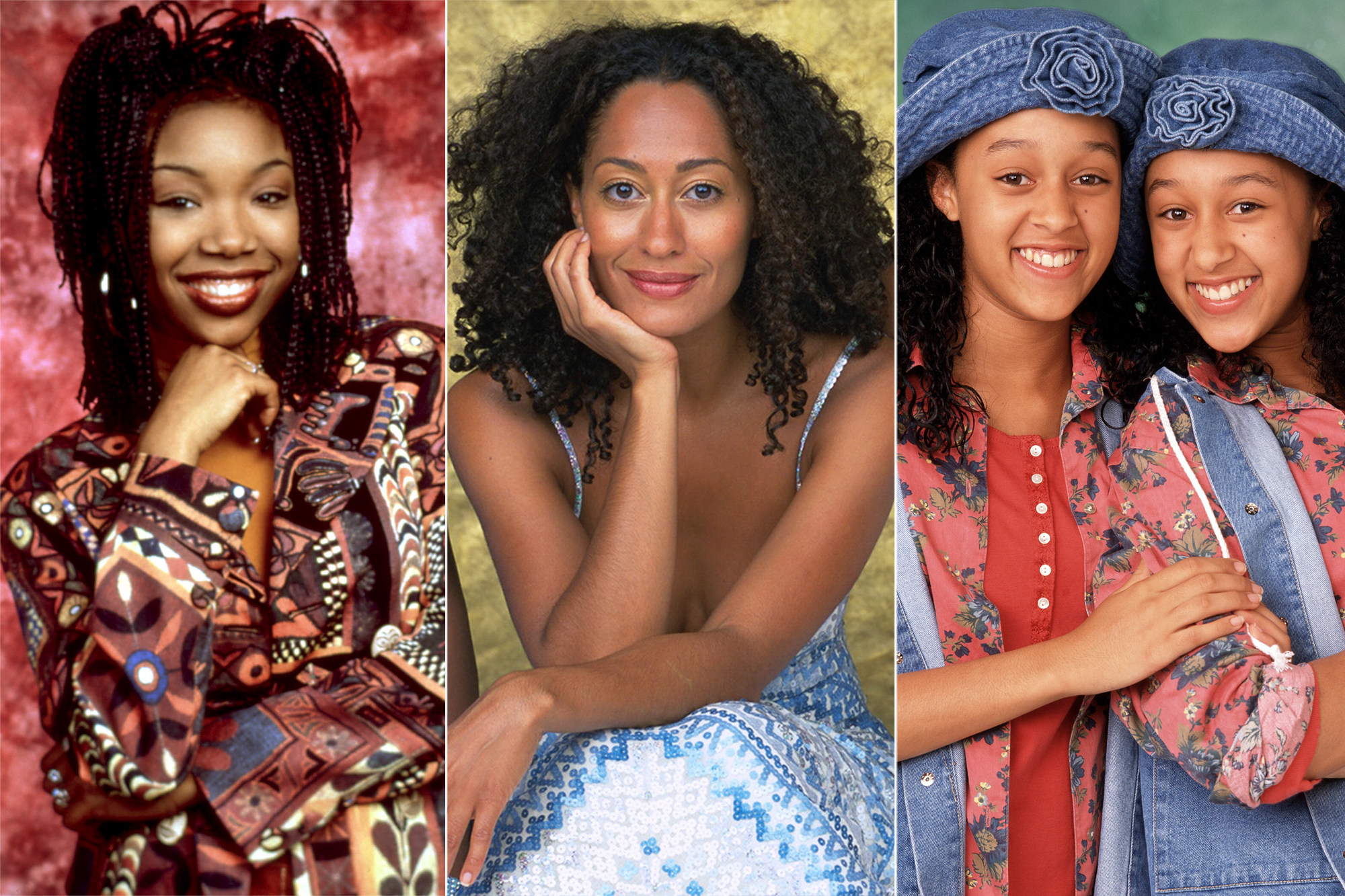 Moesha, Girlfriends, and Sister, Sister