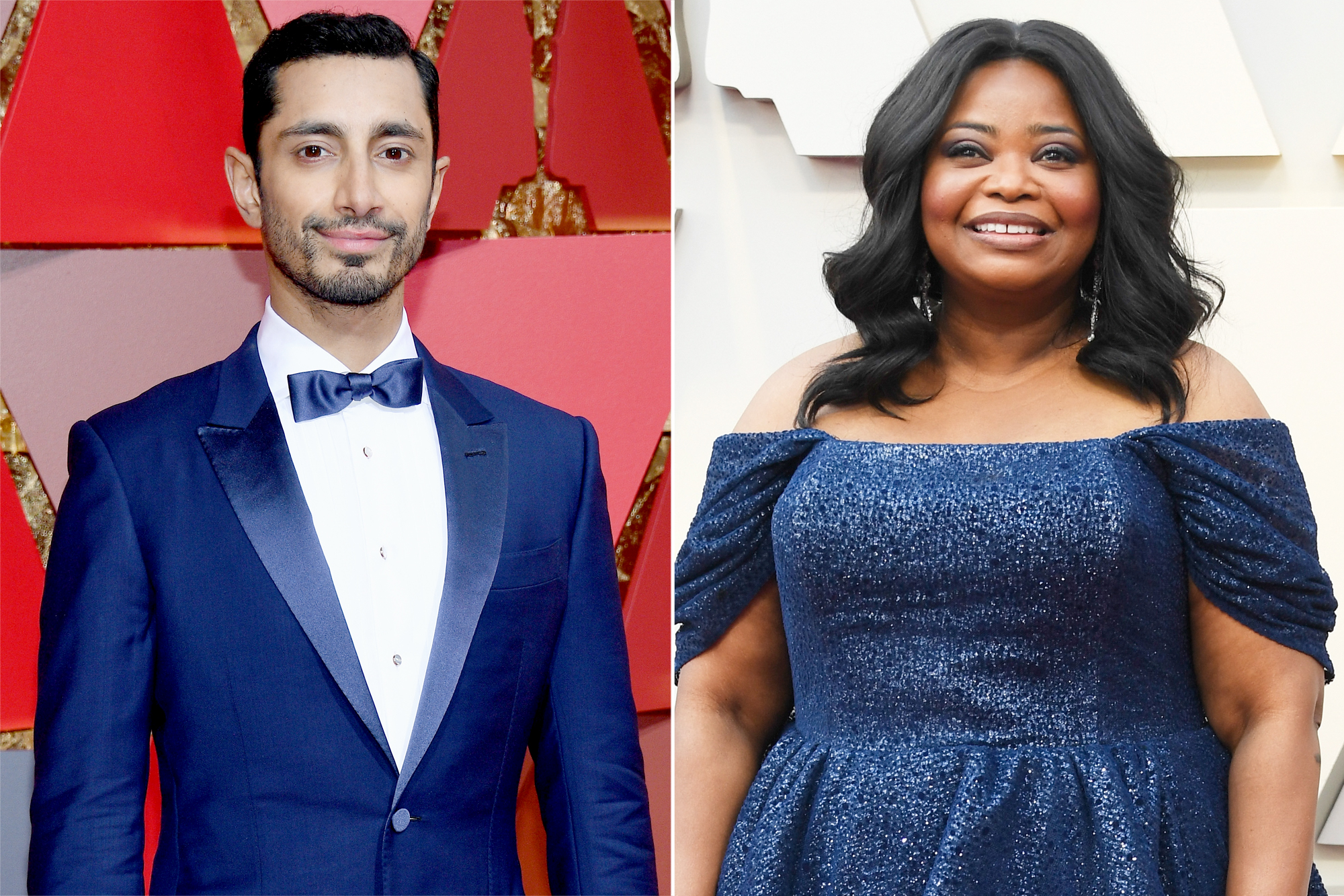 Riz Ahmed, Octavia Spencer