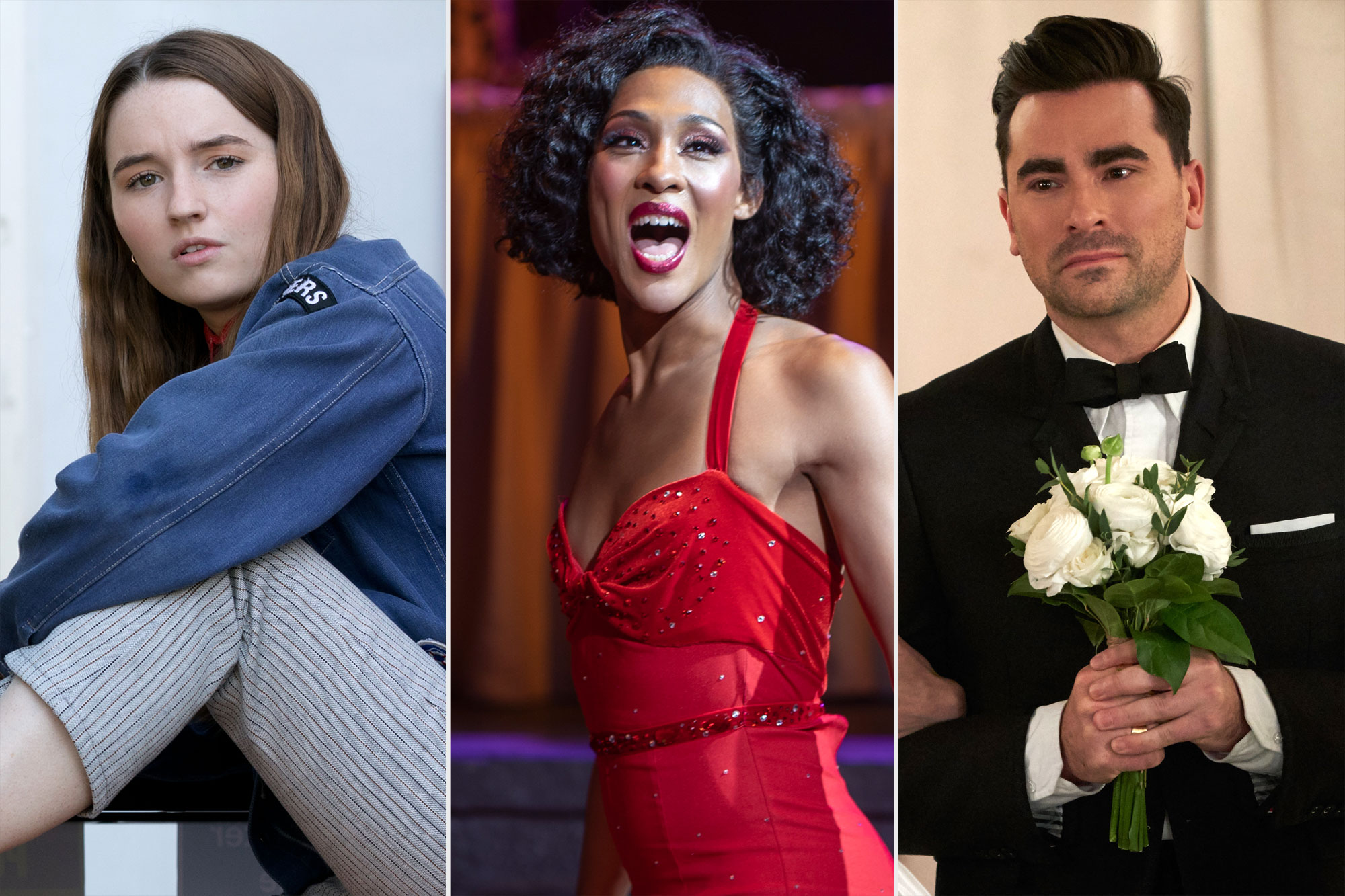 Booksmart; Pose; Schitt's Creek
