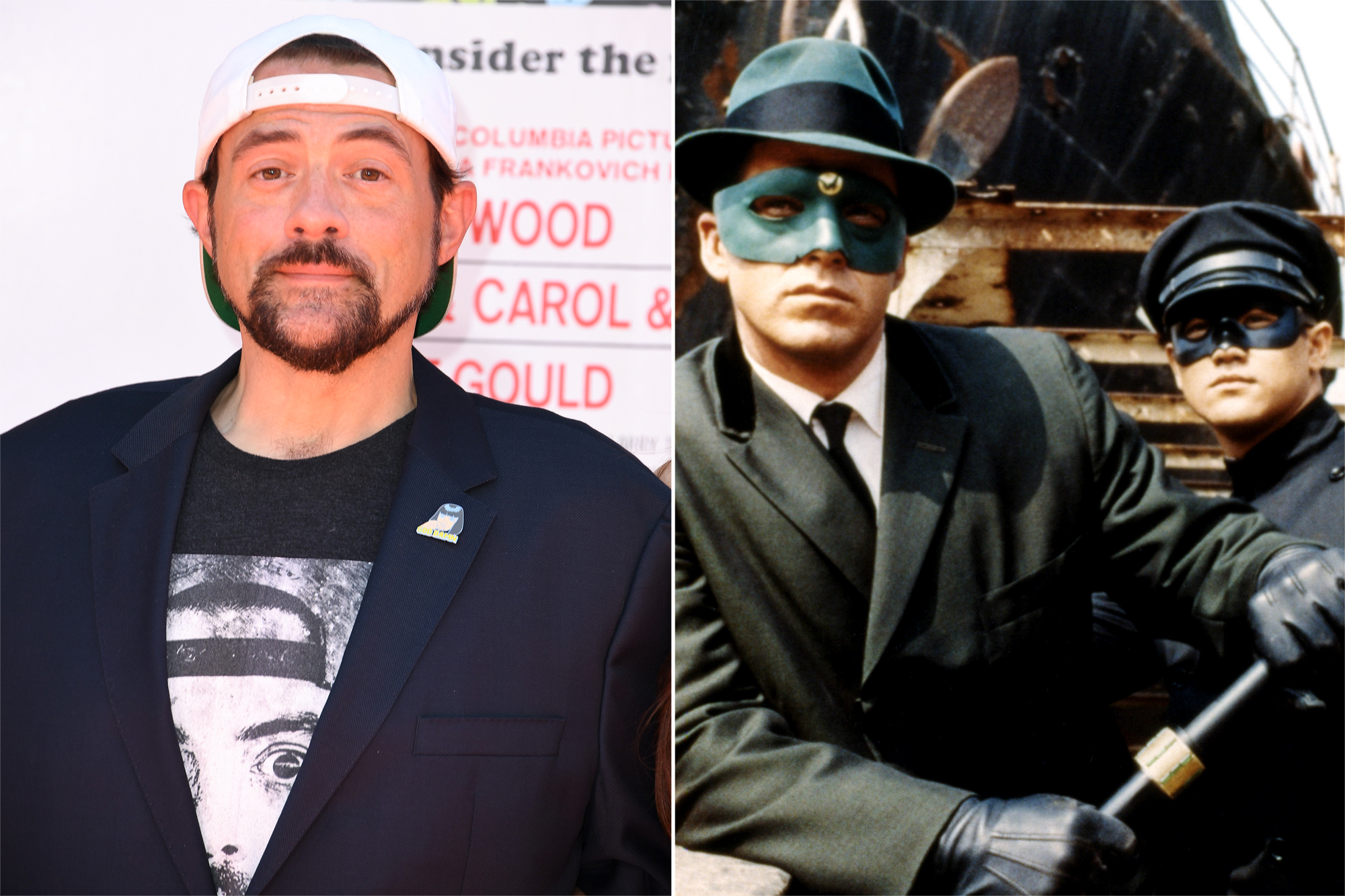 Kevin Smith, Green Hornet