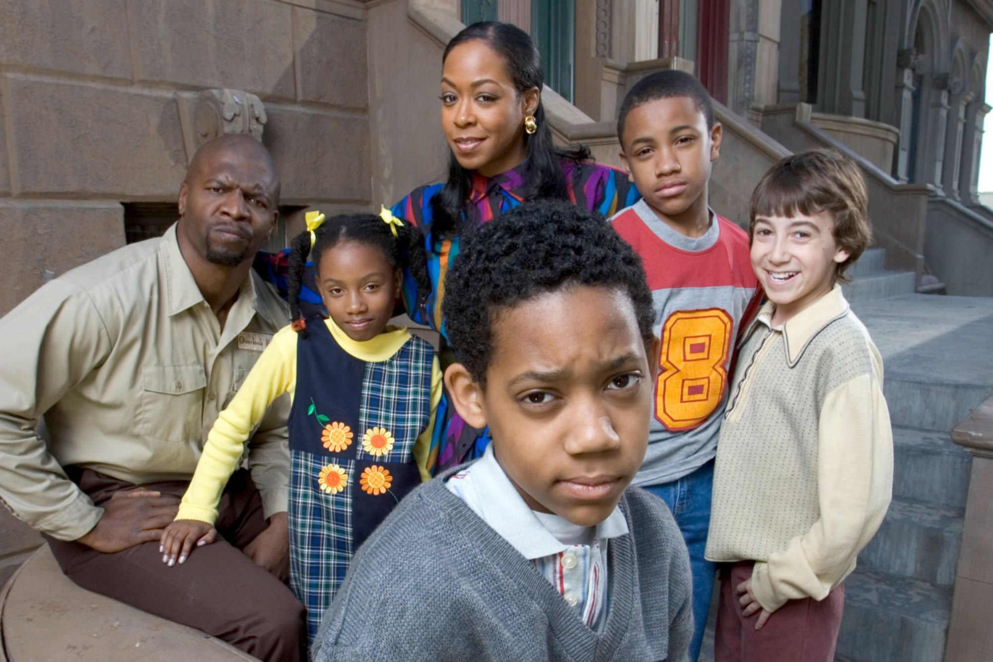 EVERYBODY HATES CHRIS