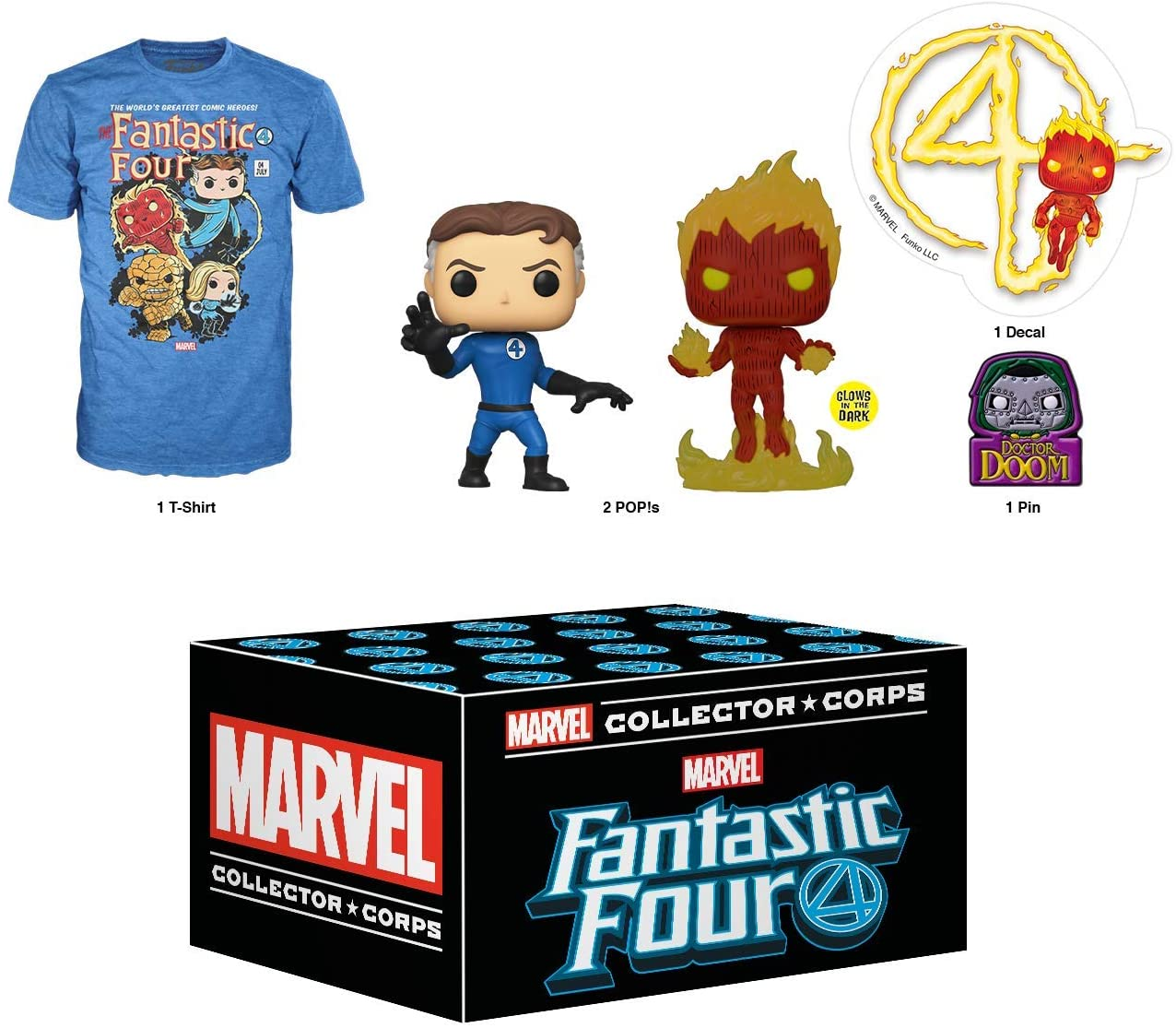 Marvel subscription boxes