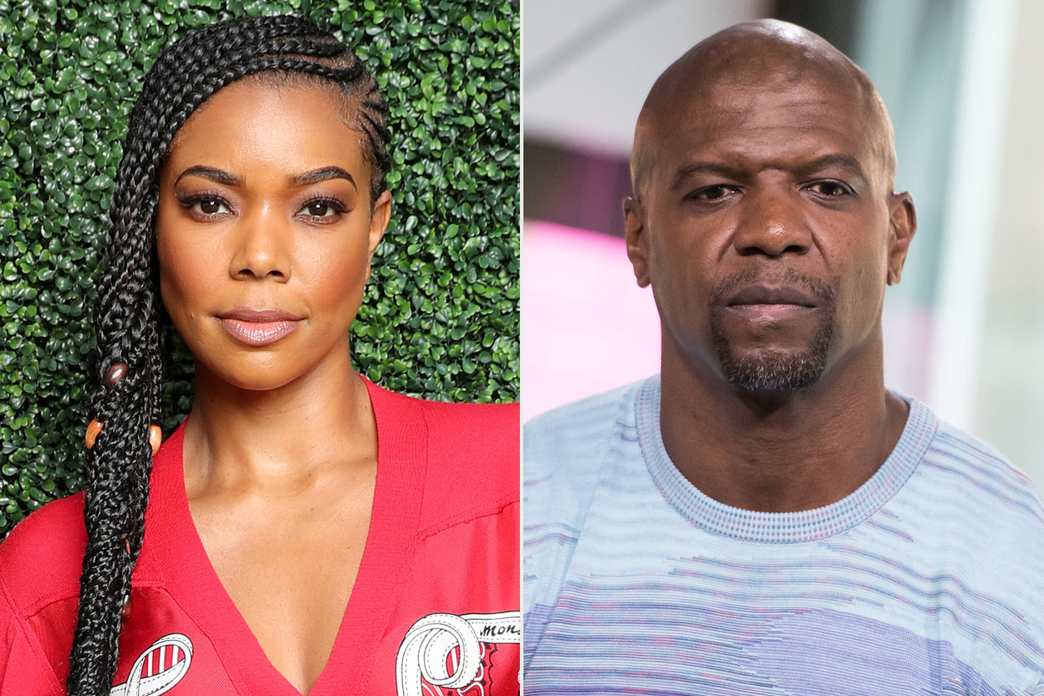 Gabrielle Union, Terry Crews