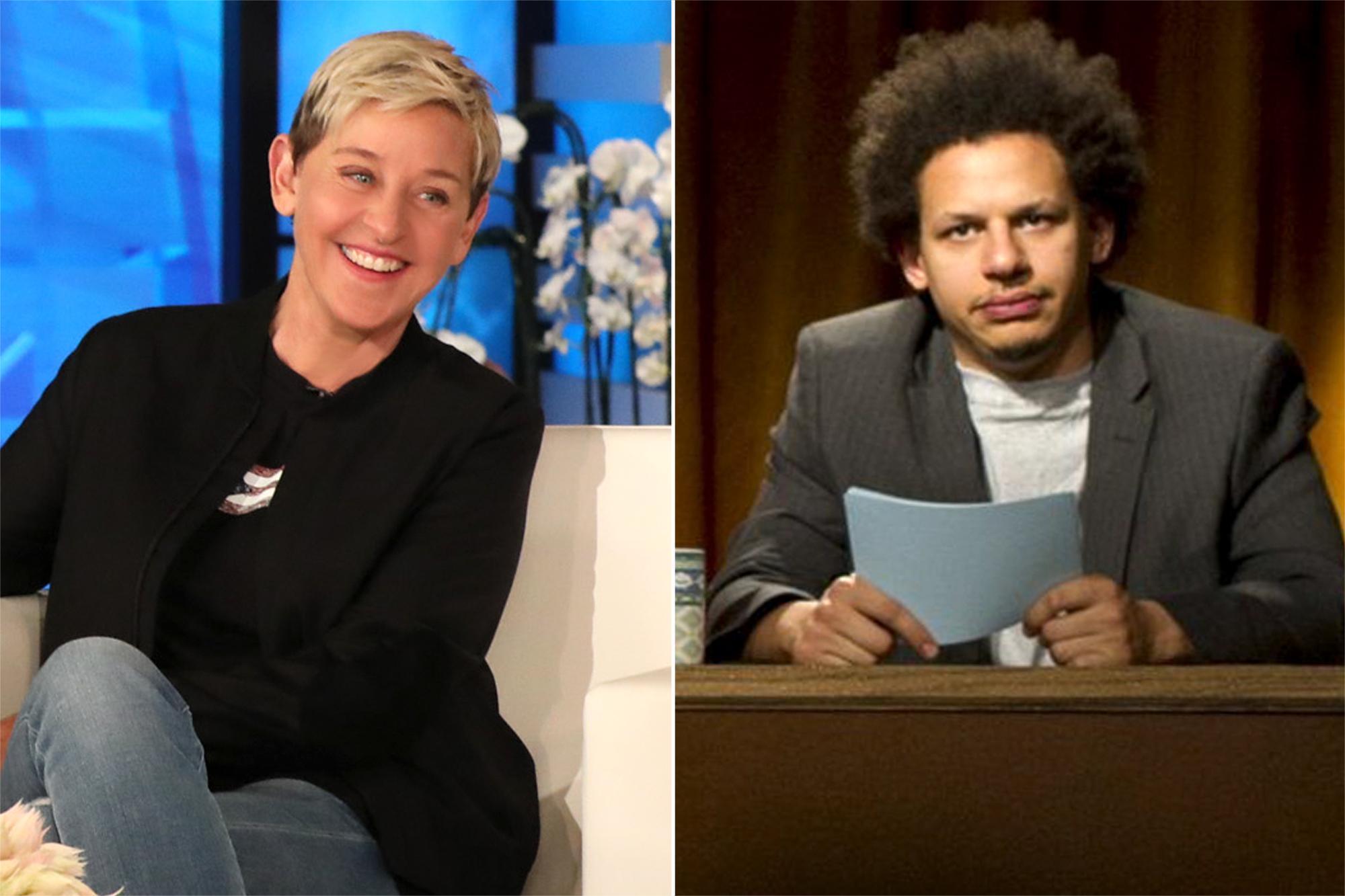 The Ellen Show / The Eric Andre Show