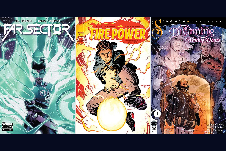 August Comics