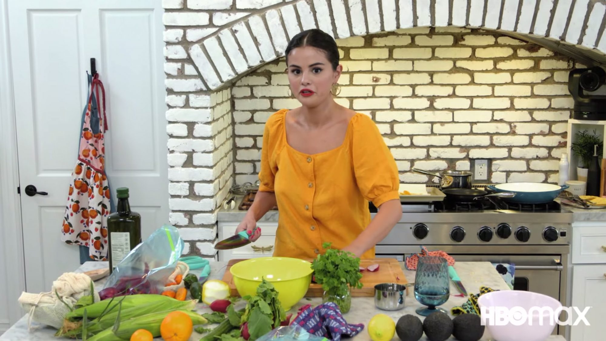 "Selena Gomez ""Selena + Chef"""