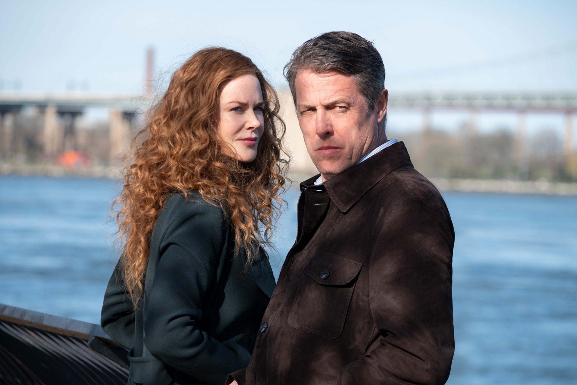The Undoing Nicole Kidman, Hugh Grant