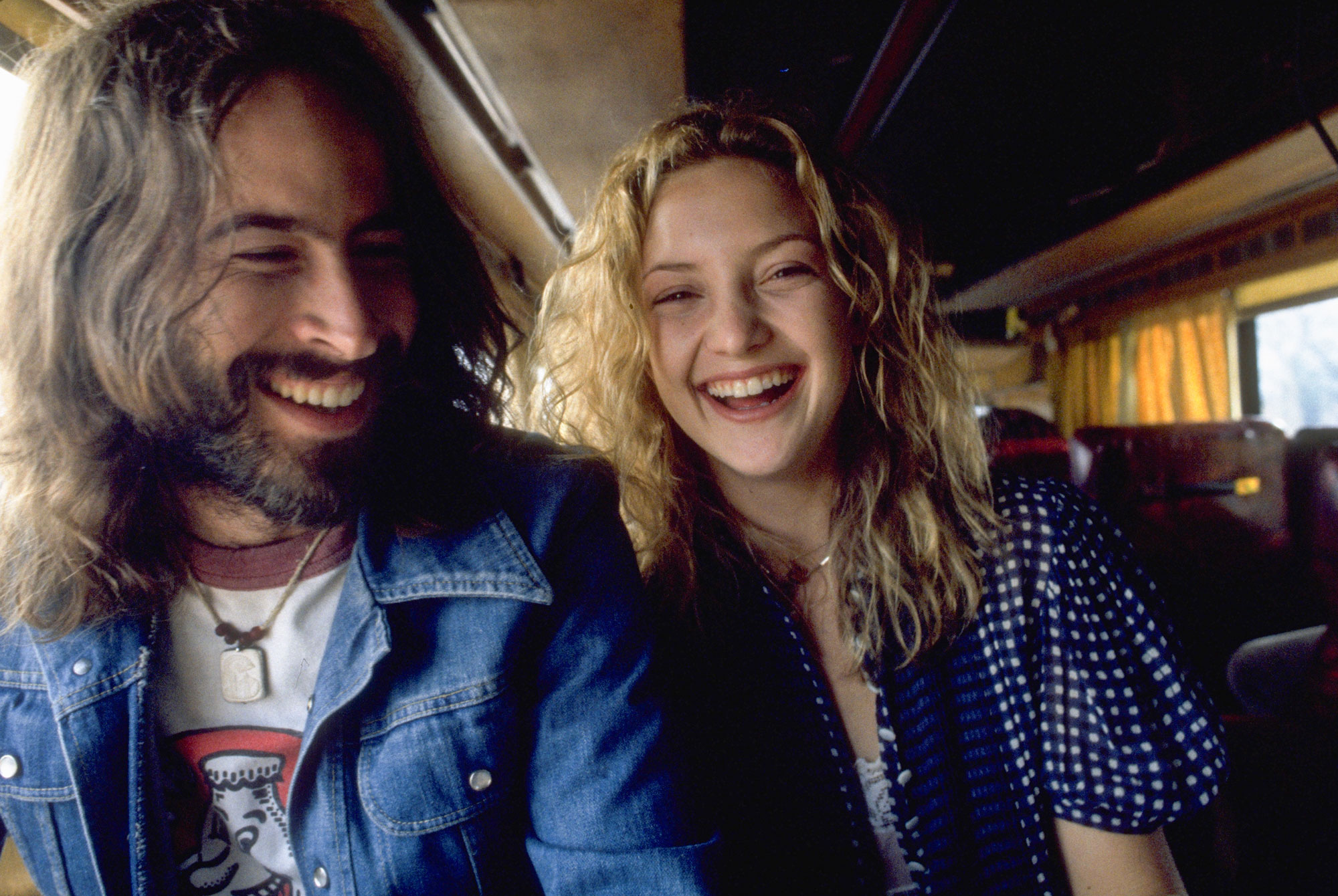 Almost Famous Jason Lee and Kate Hudson