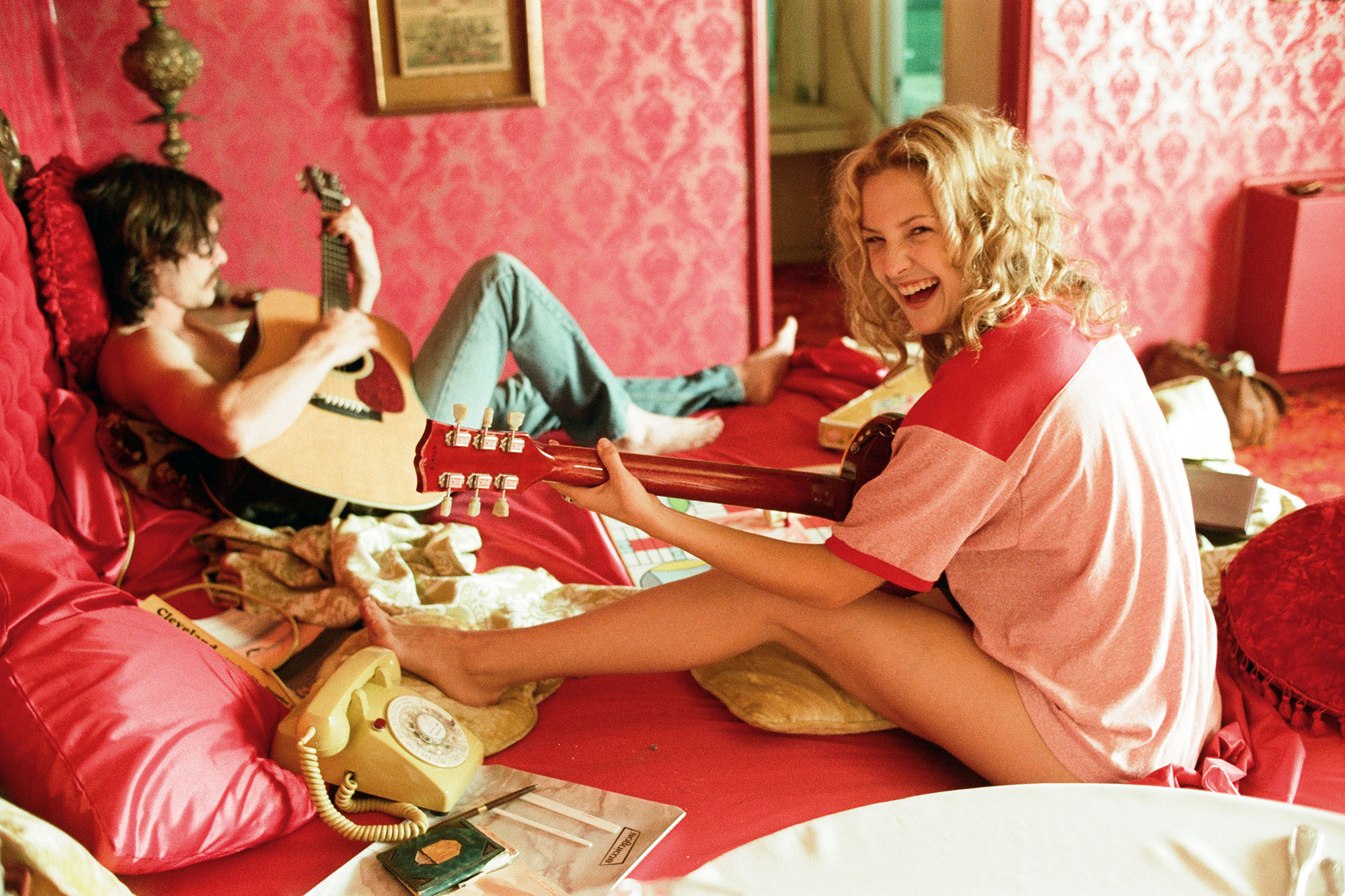 Almost Famous Billy Crudup and Kate Hudson
