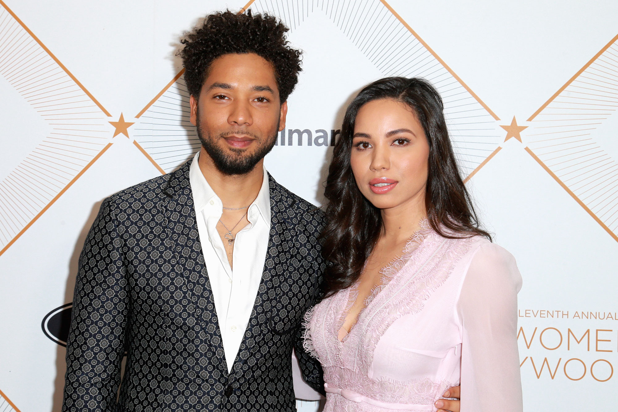 Jussie Smollett and Jurnee Smollett-Bell