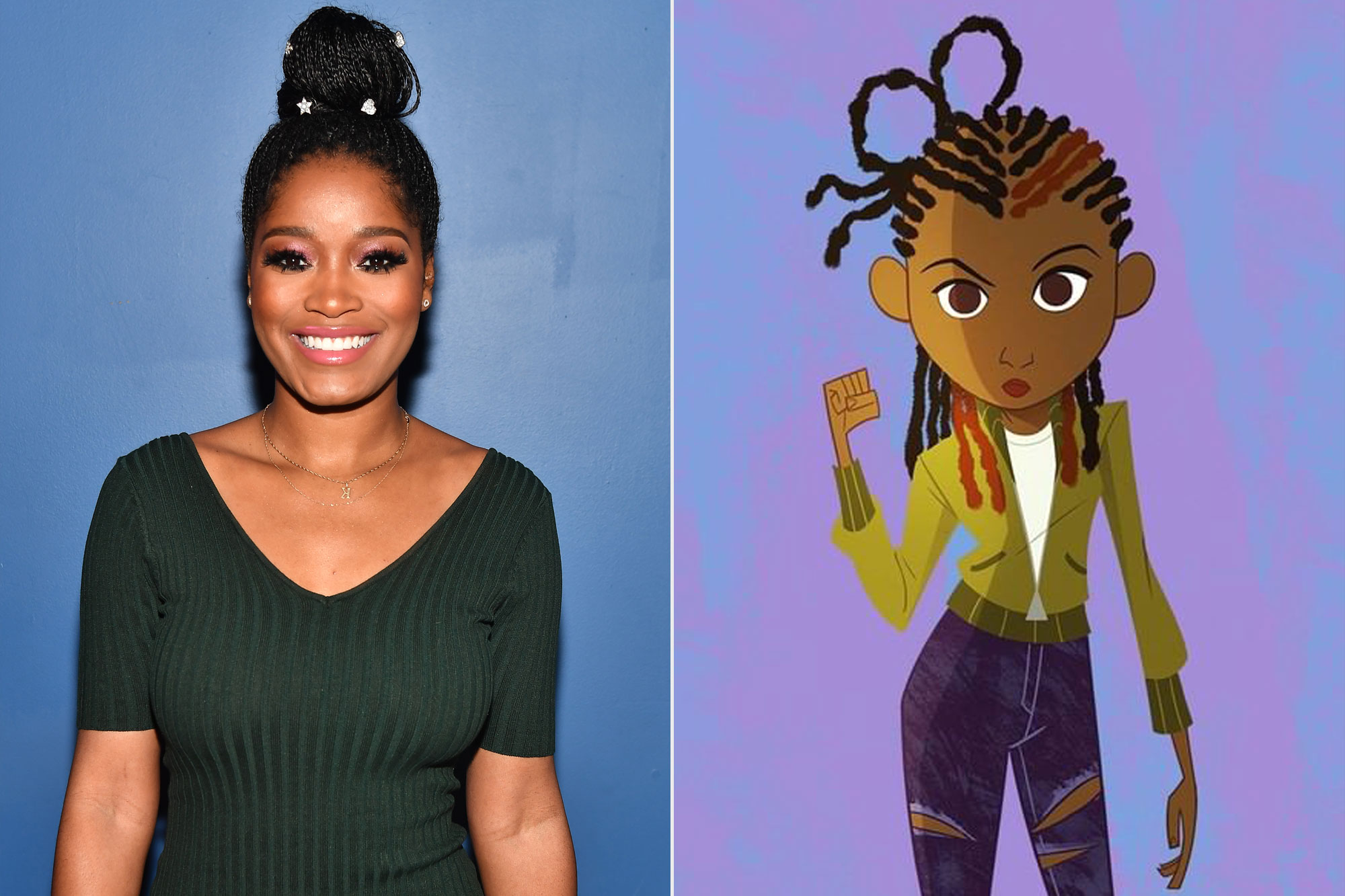 Keke Palmer; The Proud Family