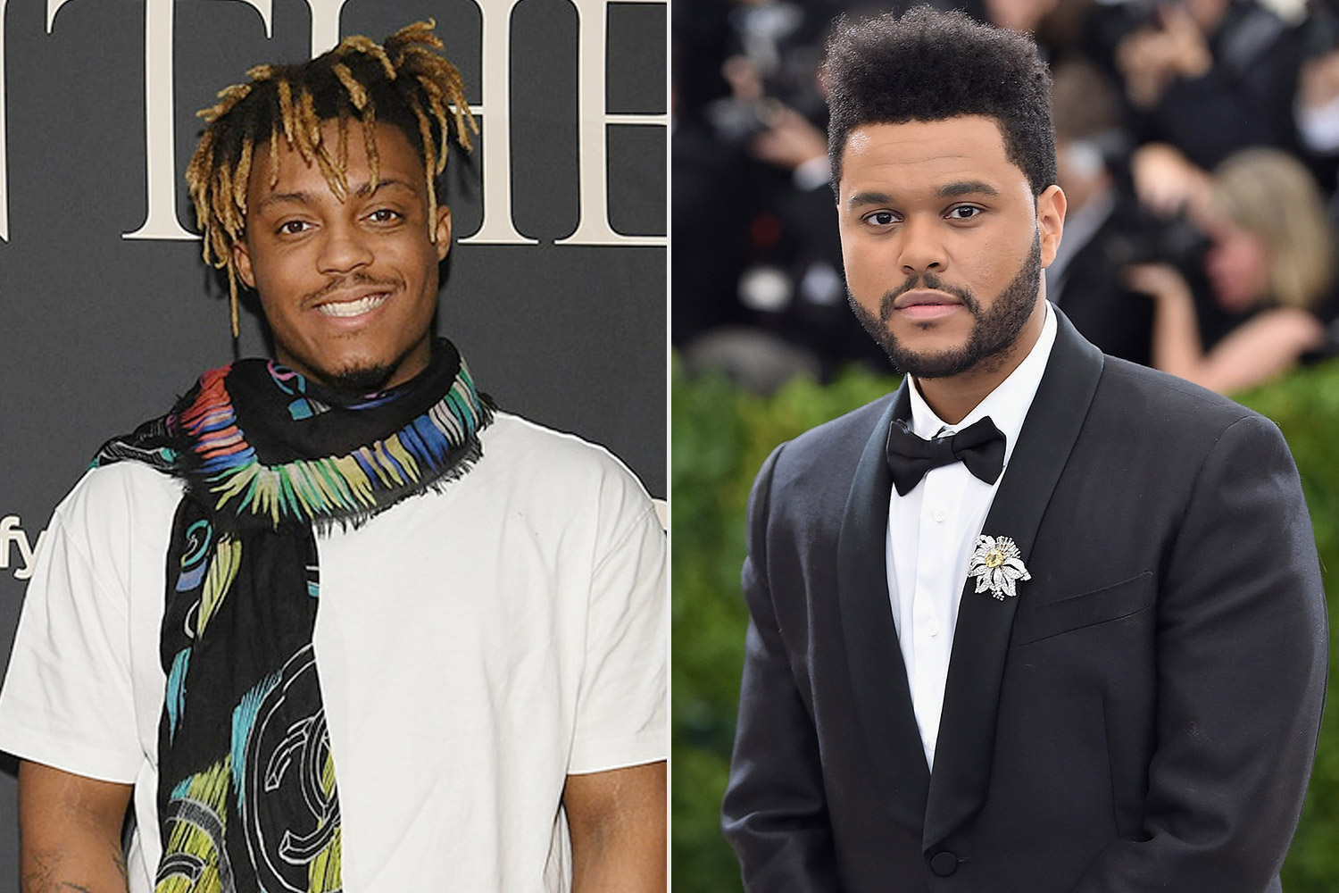Juice Wrld and The Weeknd