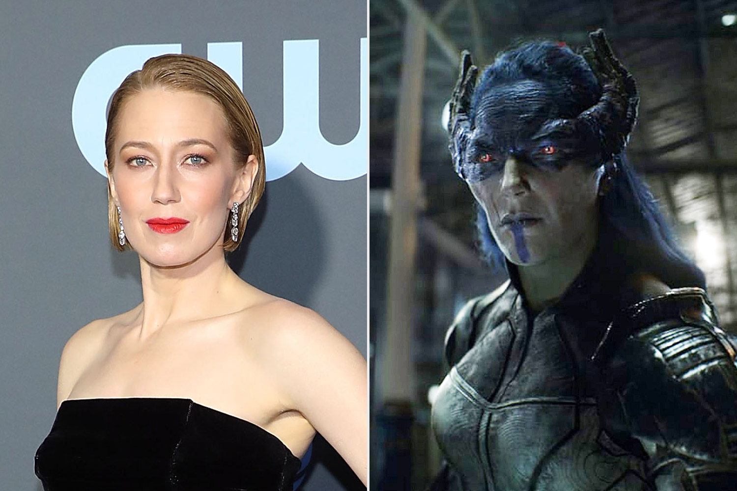 carrie coon avengers proxima midnight