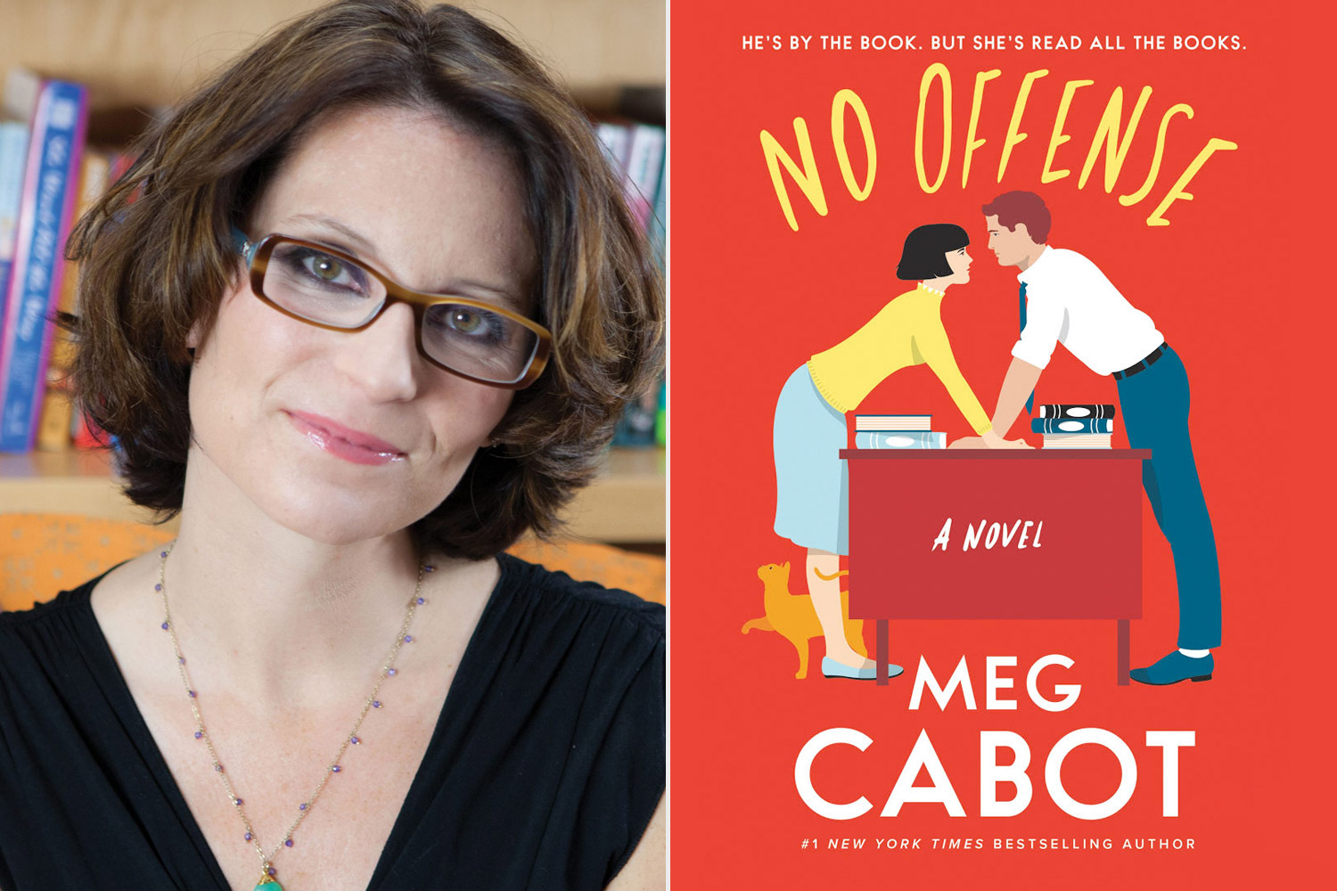 Meg Cabot author photo