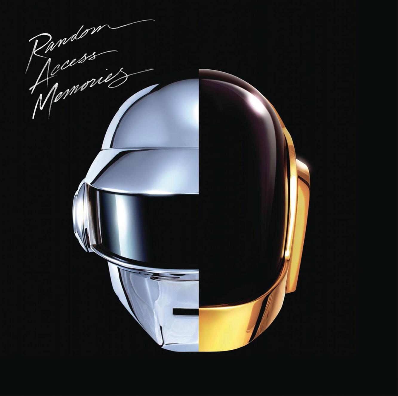 Random Access Memories by Daft Punk
