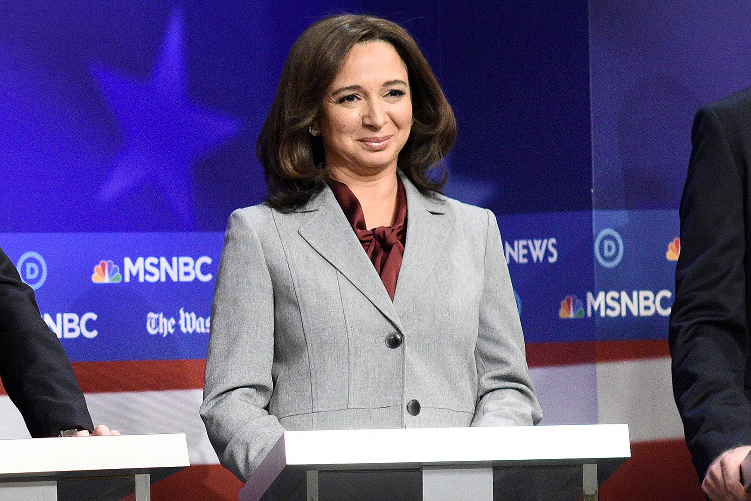Maya Rudolph Reacts To Kamala Harris As Biden S Vp Pick Her Snl Return Ew Com