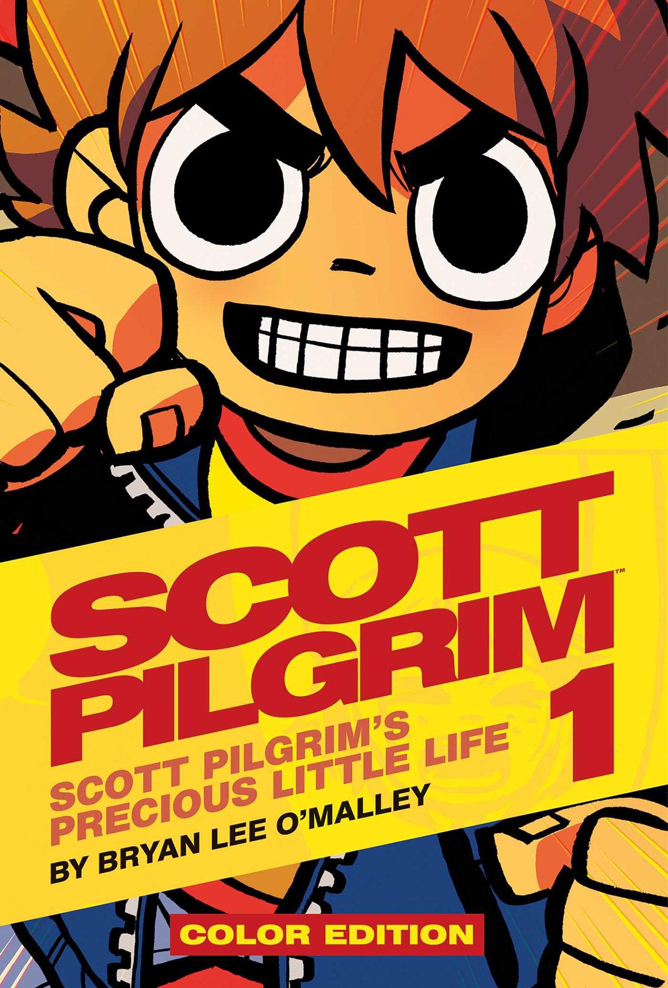 Scott Pilgrim Vol. 1: Precious Little Life by Bryan Lee O'Malley
