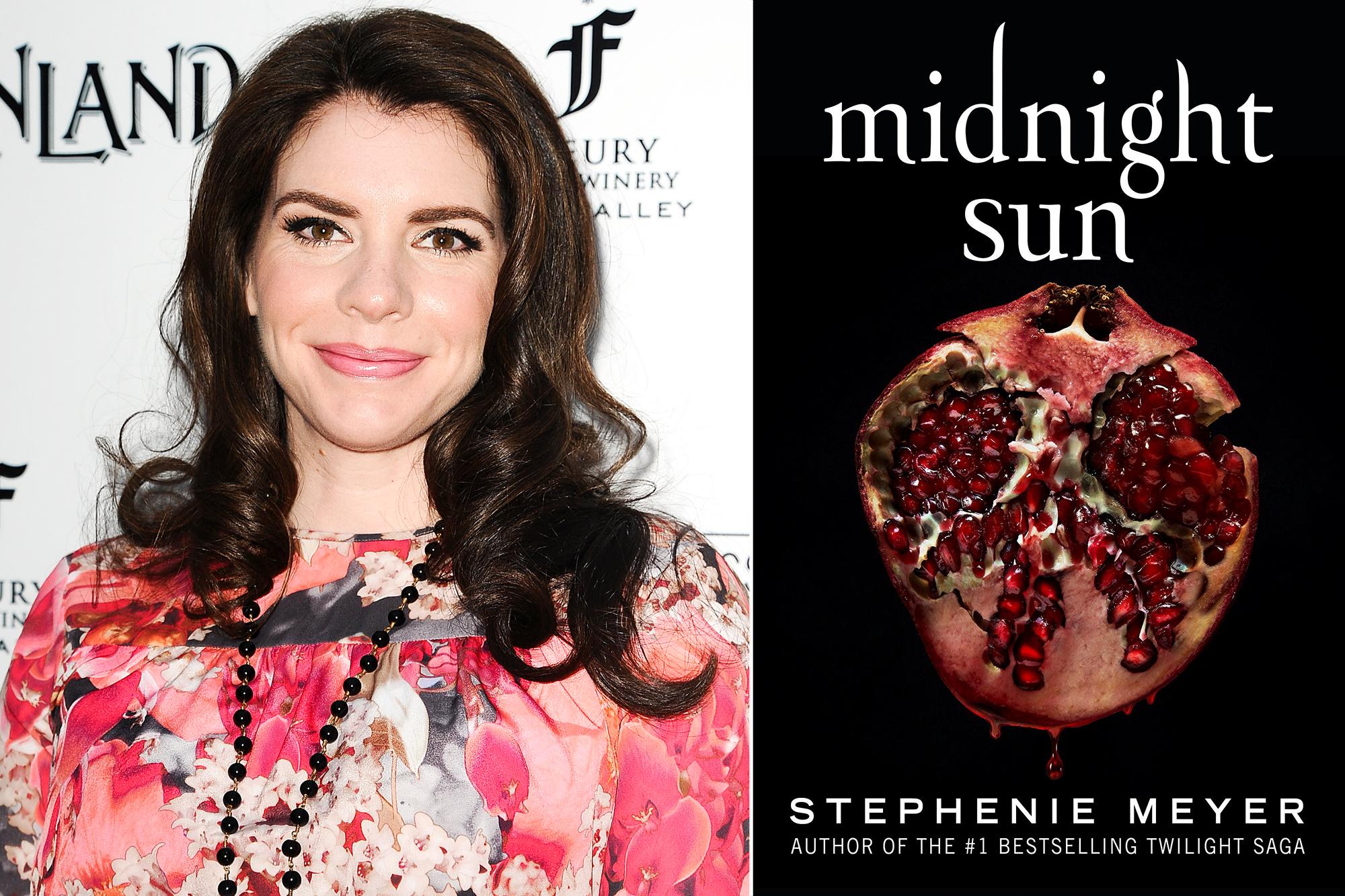 Stephenie Meyer, Midnight Sun