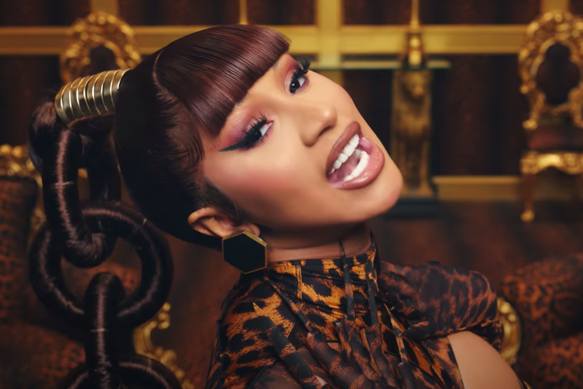 Cardi B says COVID-19 testing for WAP video cost $100,000